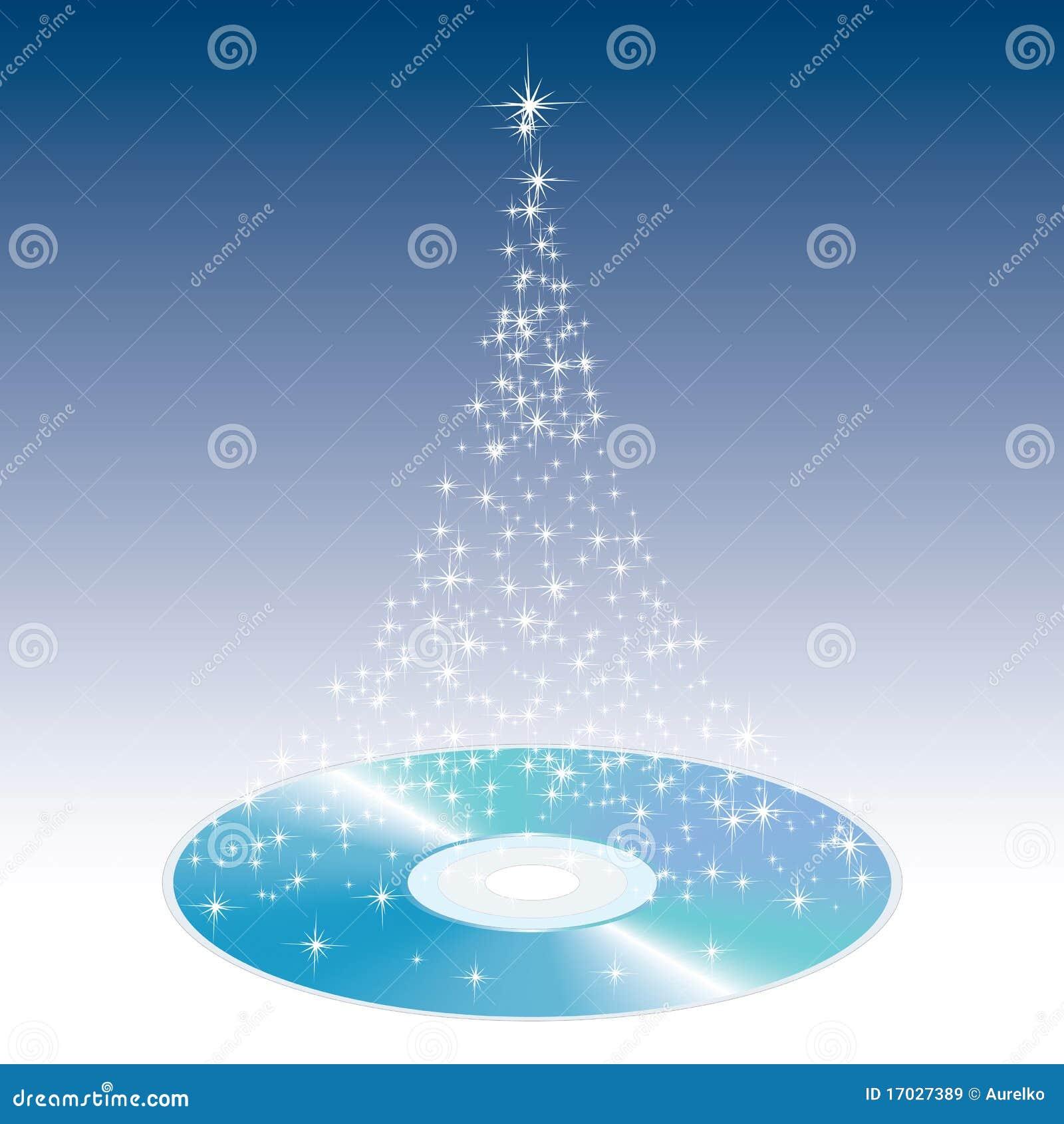 weihnachten cd lizenzfreie stockbilder bild 17027389. Black Bedroom Furniture Sets. Home Design Ideas