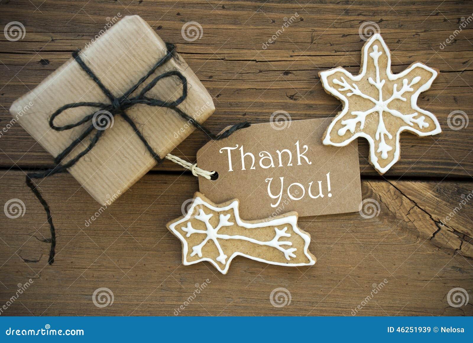 Weihnachten Danken Ihnen Fahne Stockbild - Bild von dankbarkeit ...