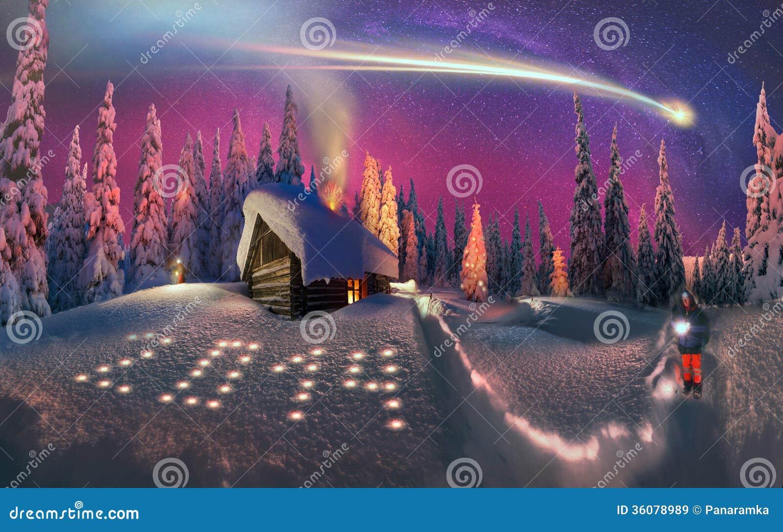 Weihnachten in den Karpaten
