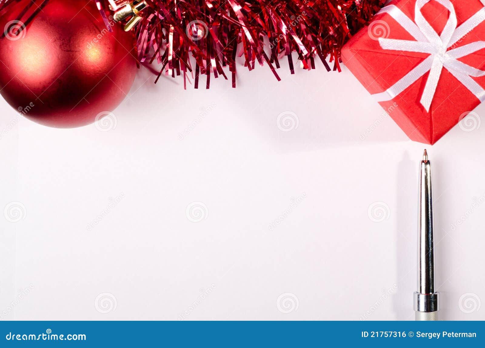 weihnachten im b ro lizenzfreies stockbild bild 21757316. Black Bedroom Furniture Sets. Home Design Ideas