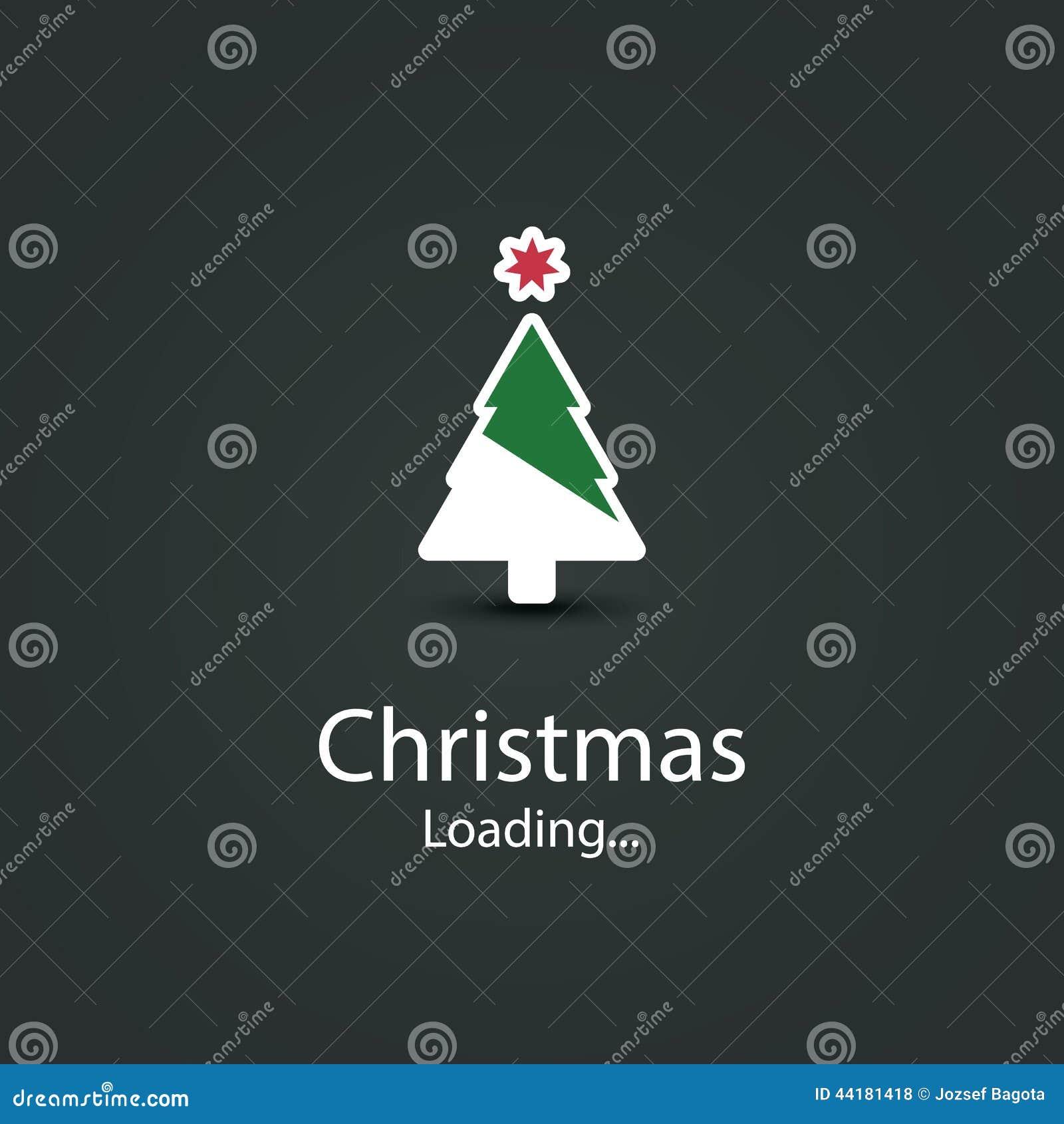 weihnachten kommt weihnachtskarten design vektor. Black Bedroom Furniture Sets. Home Design Ideas
