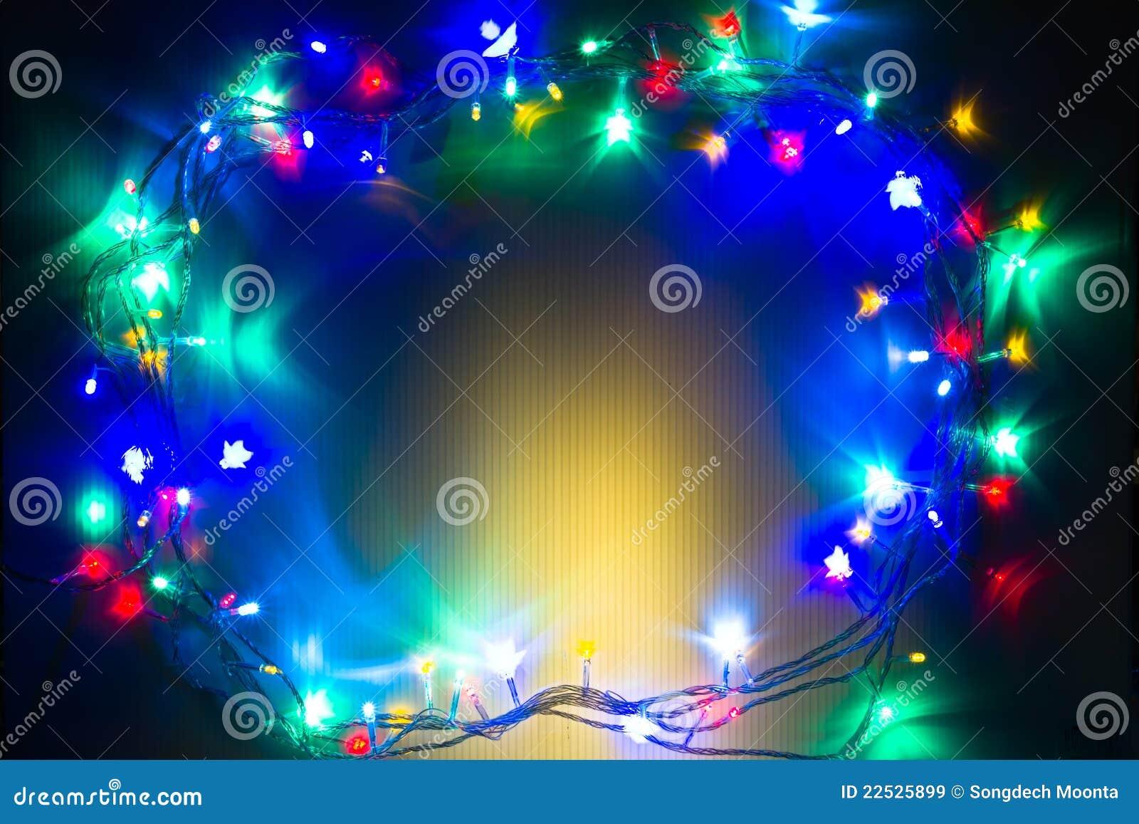 weihnachten led beleuchtet feld lizenzfreie stockbilder bild 22525899. Black Bedroom Furniture Sets. Home Design Ideas