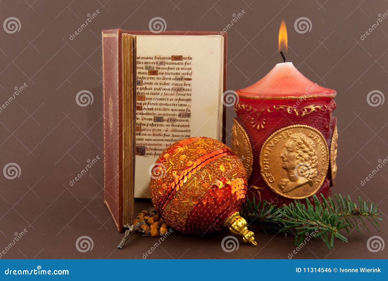 Weihnachten mit Bibel