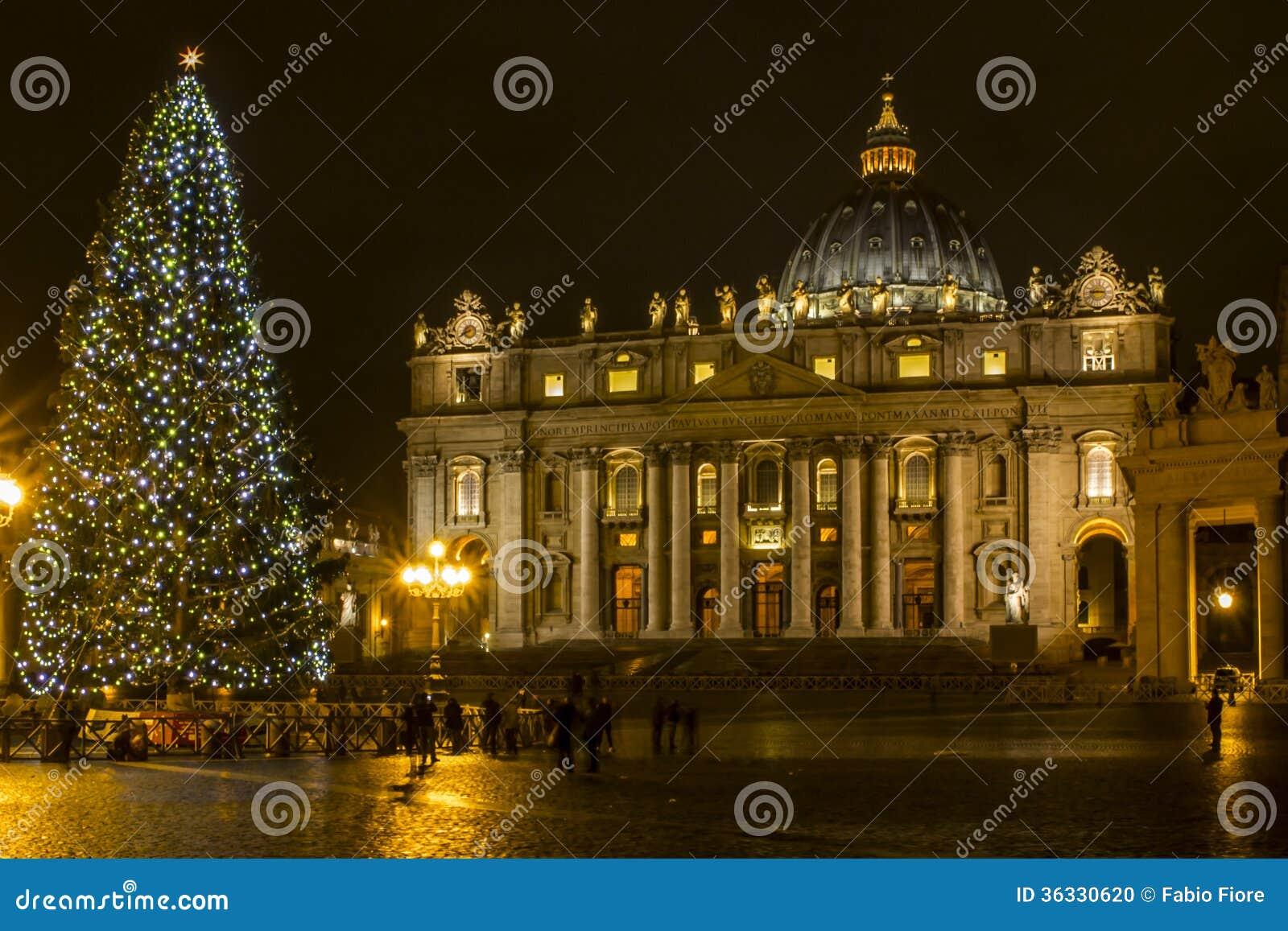 Weihnachten in Rom stockfoto. Bild von peter, pietro - 36330620