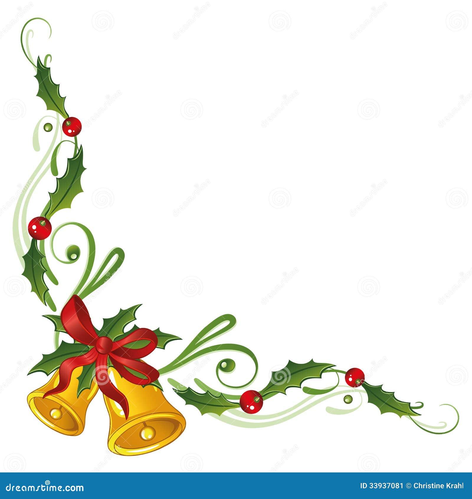 weihnachten  stechpalme  glocken stockbild bild 33937081 handbell clipart free handbell clip art images