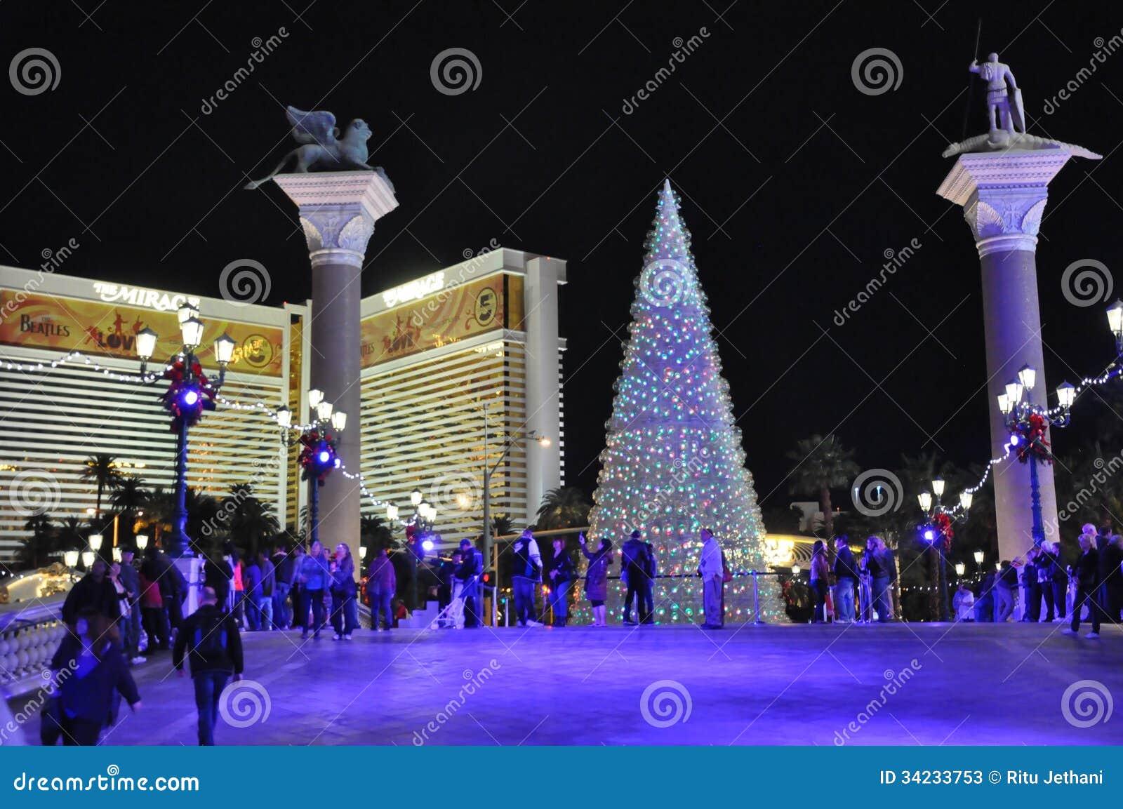 Weihnachten In Las Vegas