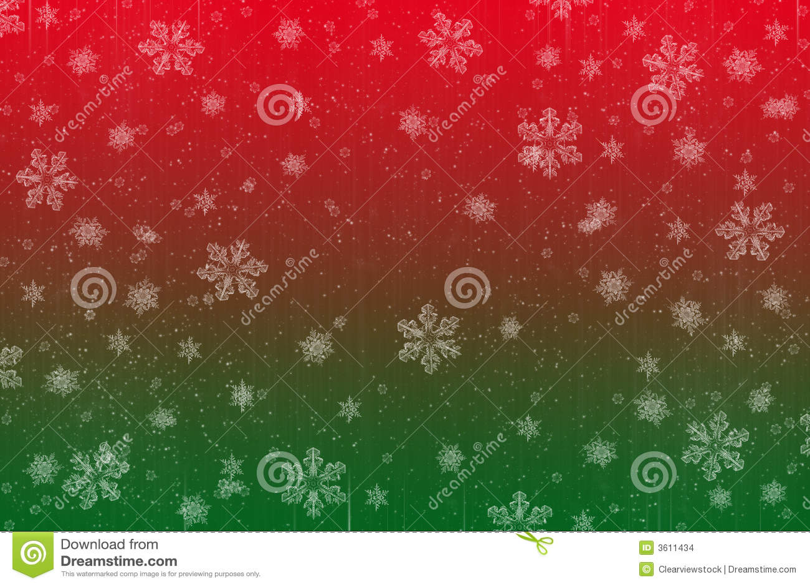Weihnachtenschnee-Szenenkarte Stock Abbildung - Illustration von ...