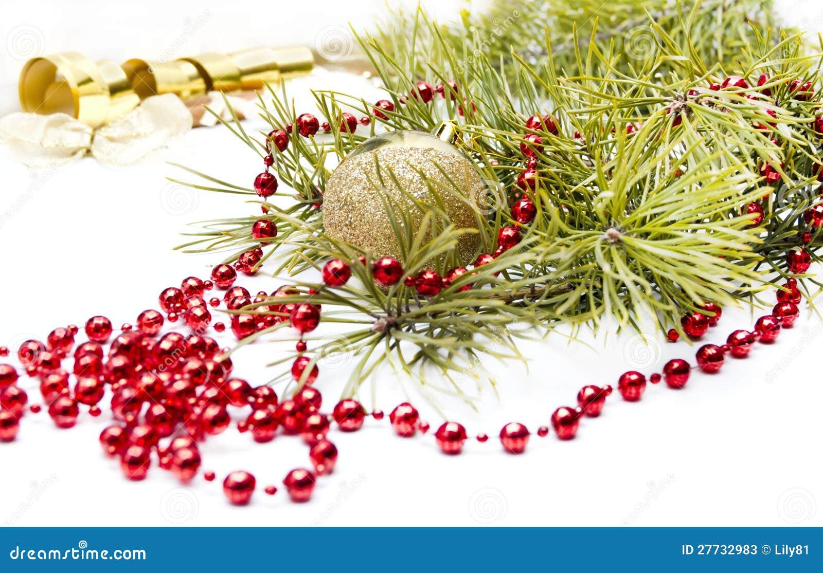 Weihnachtsaufbau