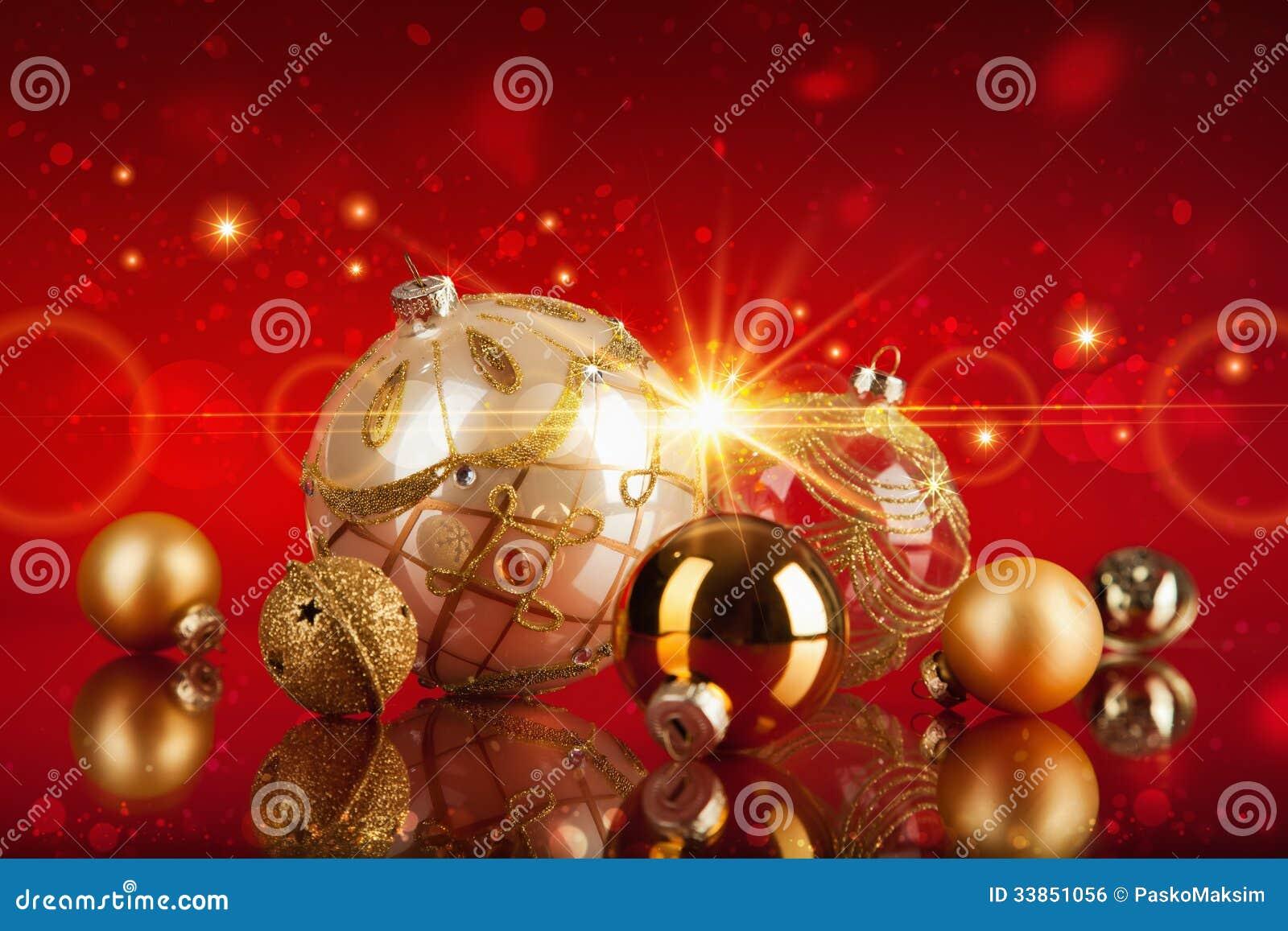 Weihnachtsbälle