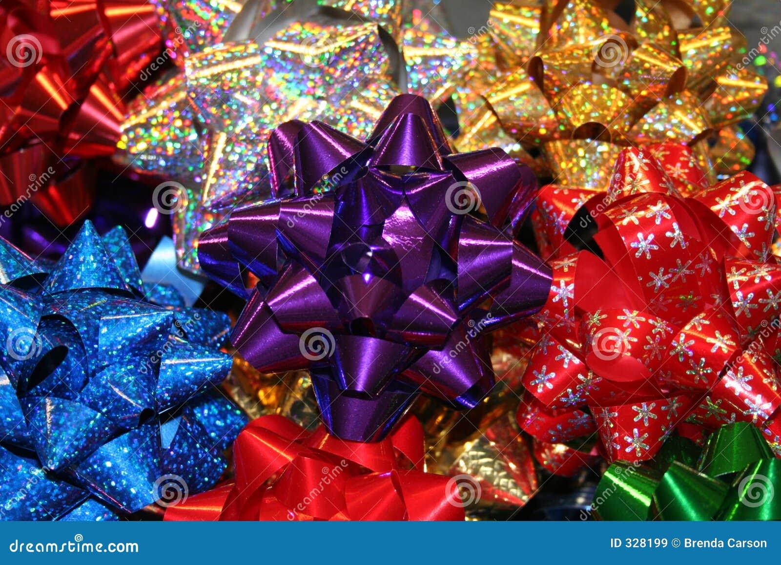 Weihnachtsbögen stockbild. Bild von dekoration, bunt, verschönerung ...