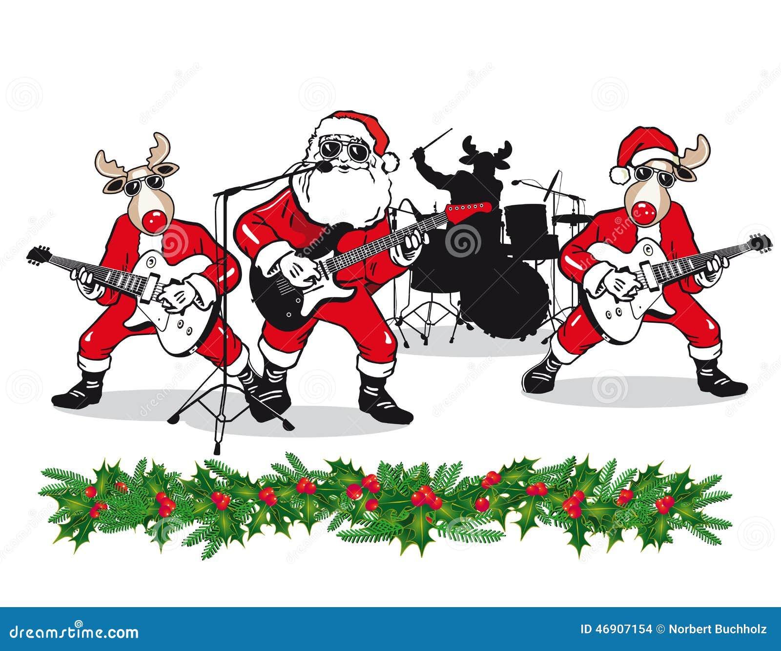 Weihnachtsband stockfoto. Bild von jesus, hintergrund - 46907154