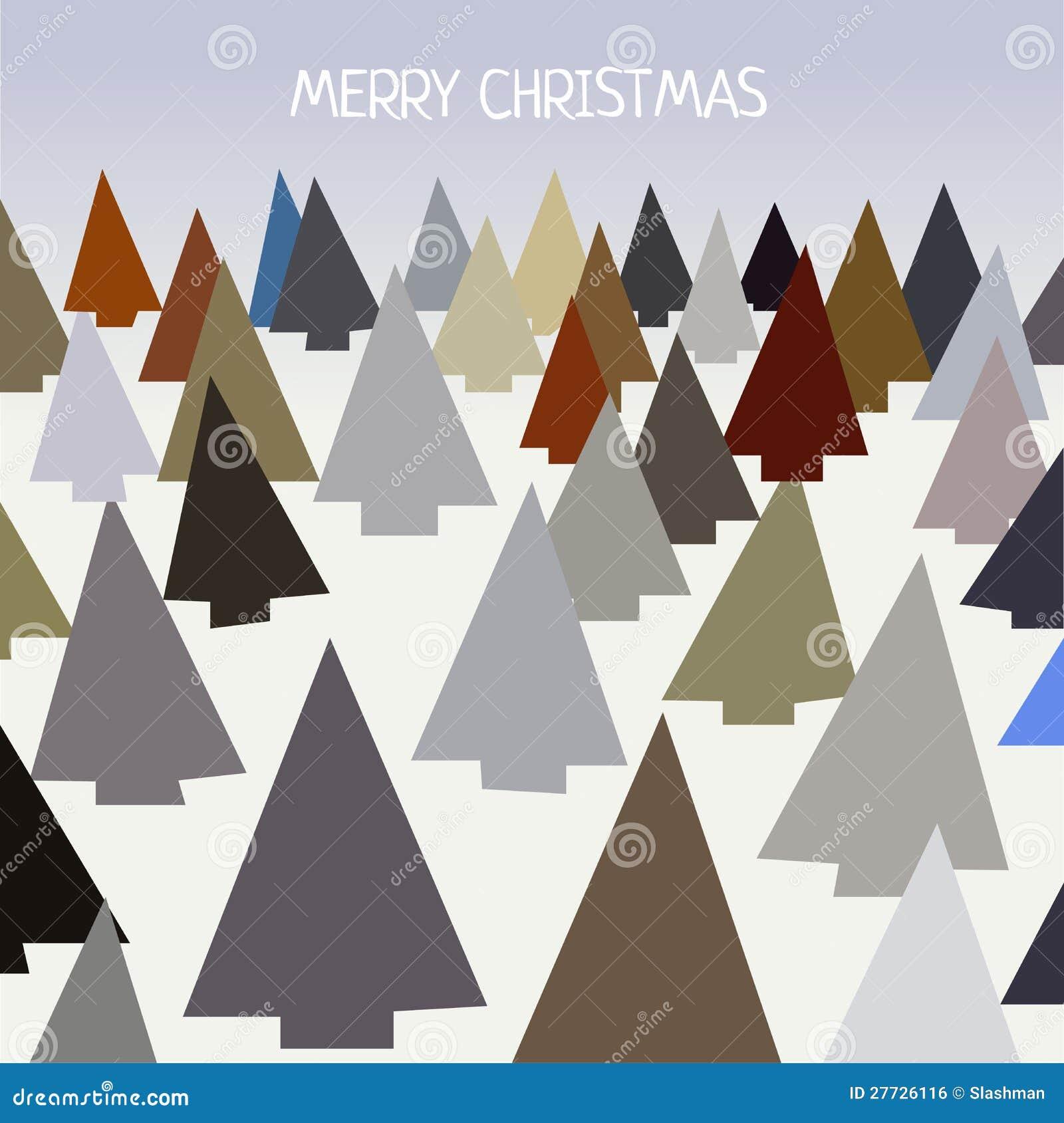 Weihnachtsbaum Appliquevektorhintergrund.