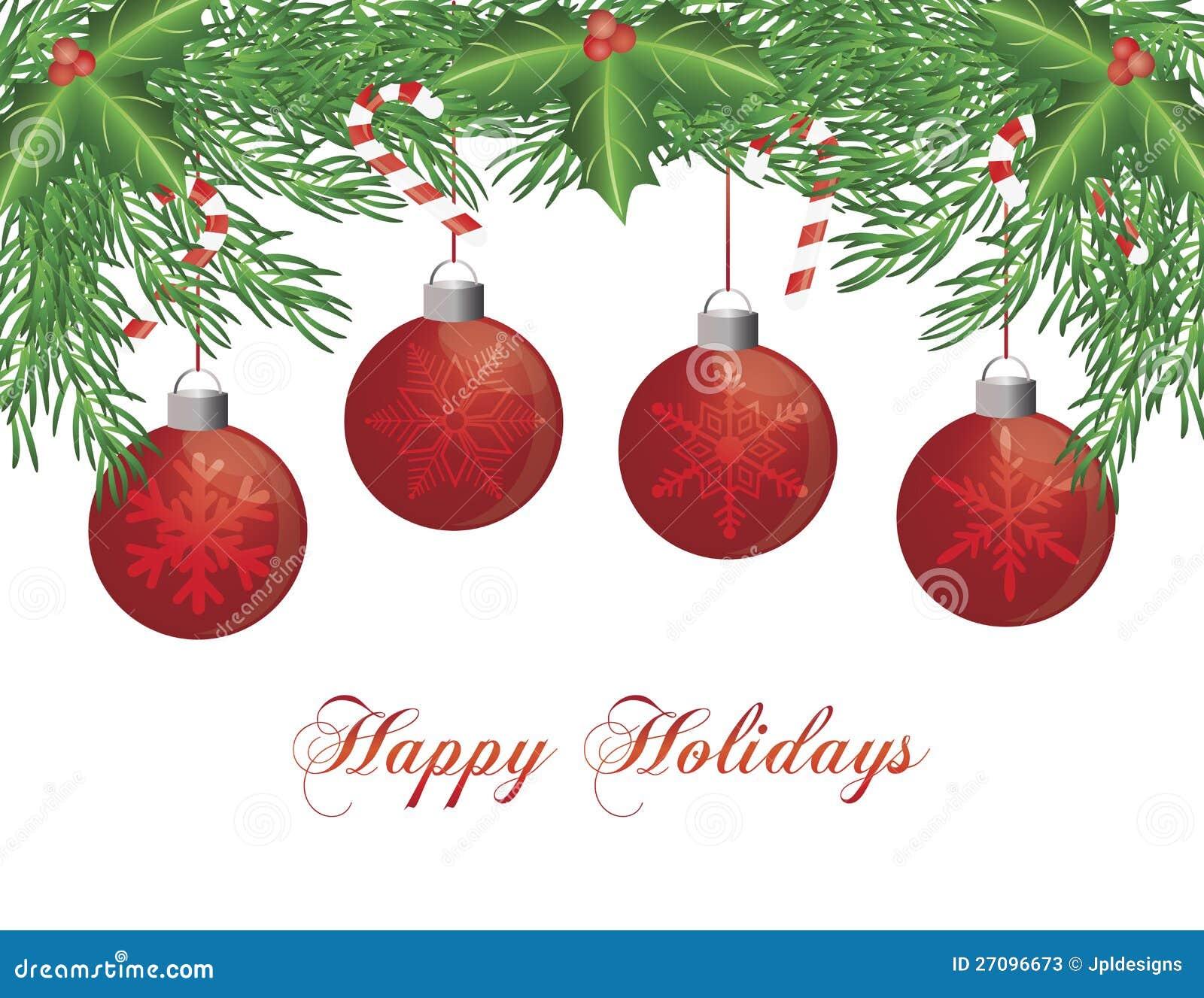 Weihnachtsbaum Girlande.Weihnachtsbaum Girlande Mit Verzierung Abbildung Stock Abbildung