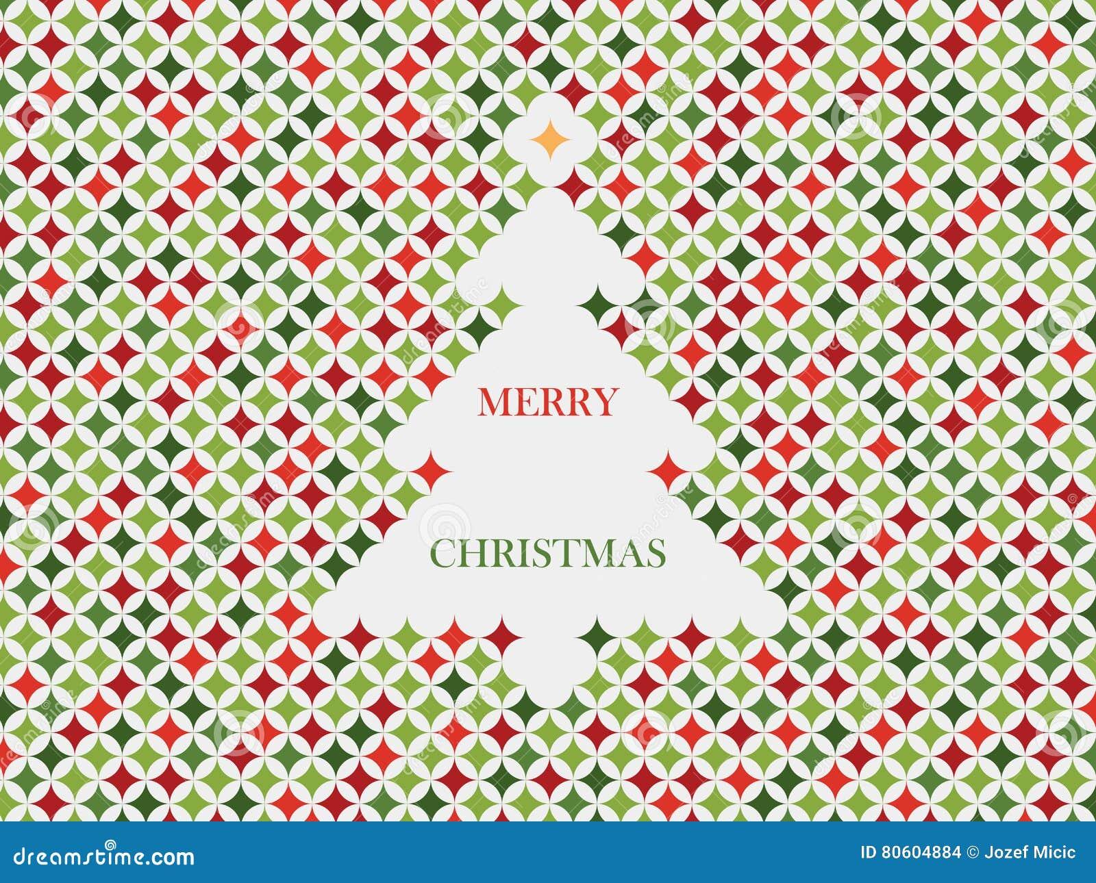 Weihnachtsgrüße Postkarte.Weihnachtsbaum Kartenschablone Mit Sternchen Vereinbarung