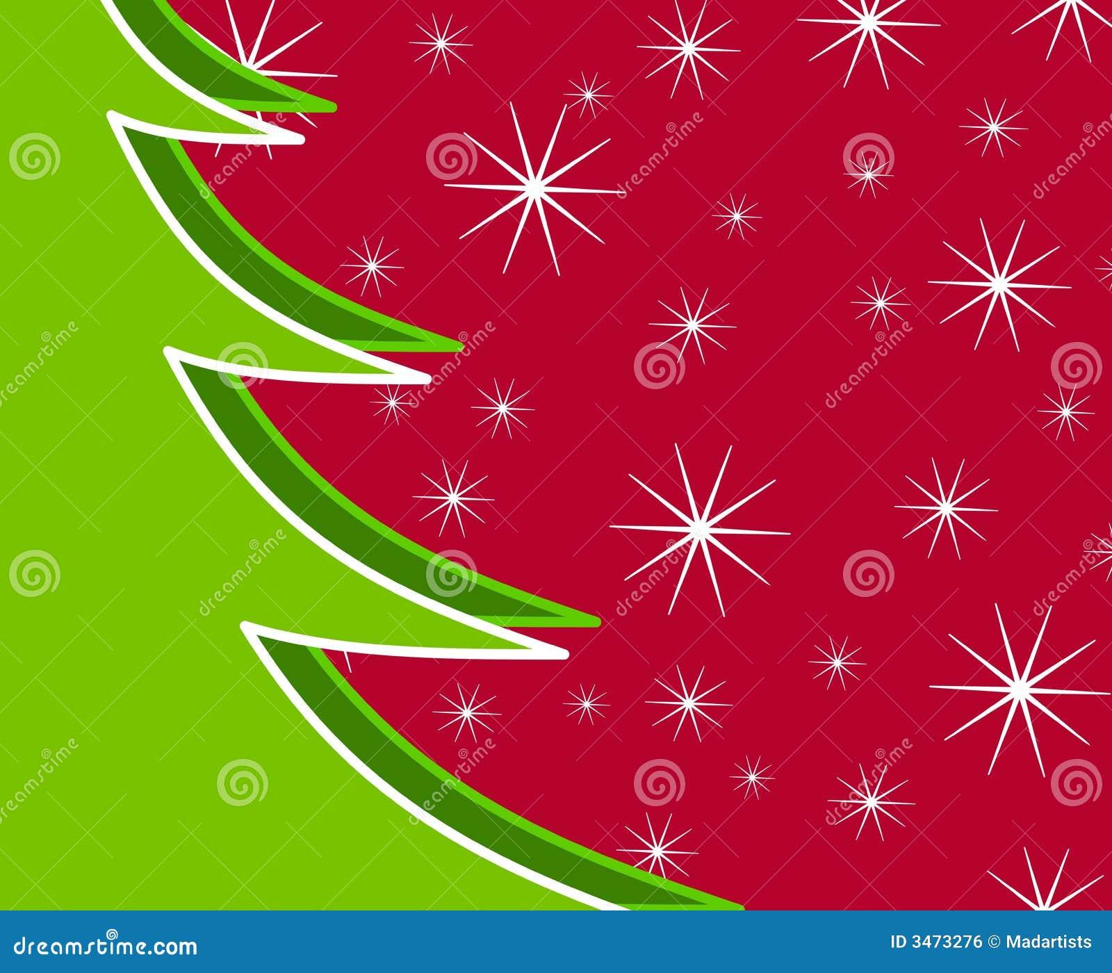 weihnachtsbaum schnee hintergrund 2 lizenzfreies stockbild. Black Bedroom Furniture Sets. Home Design Ideas