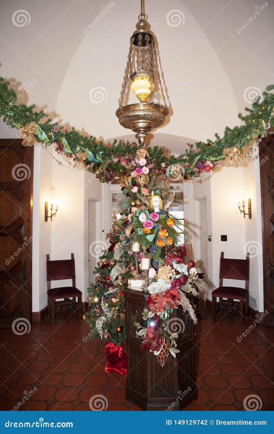 Weihnachtsdekoration Texas