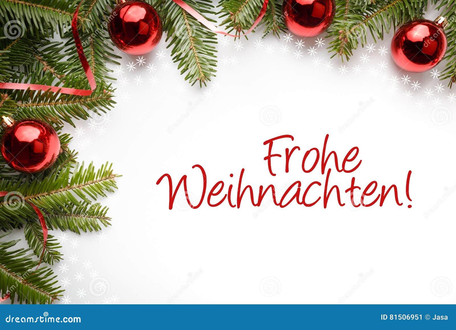 weihnachtsdekorationen mit dem weihnachtsgru im deutschen. Black Bedroom Furniture Sets. Home Design Ideas
