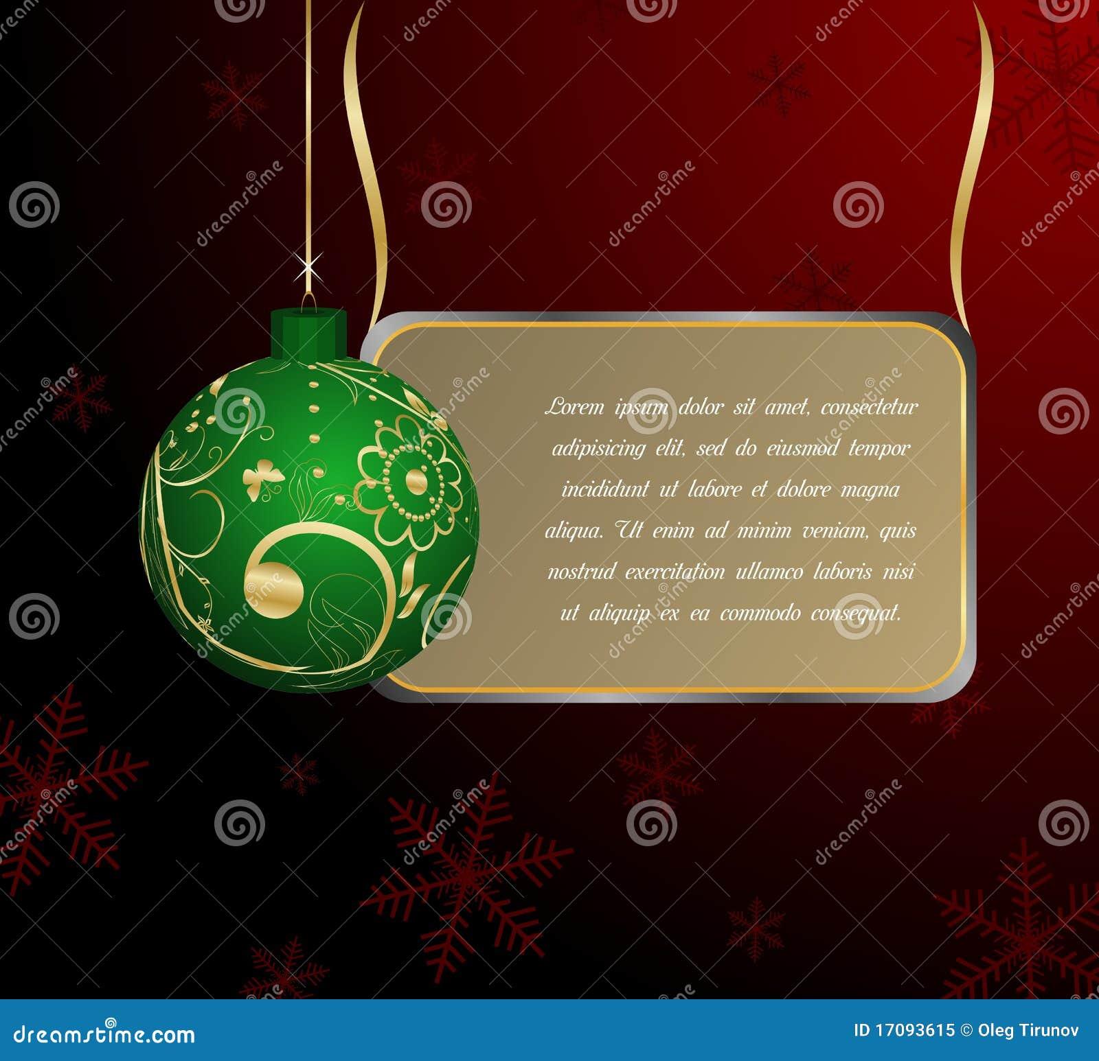 Weihnachtsfahne