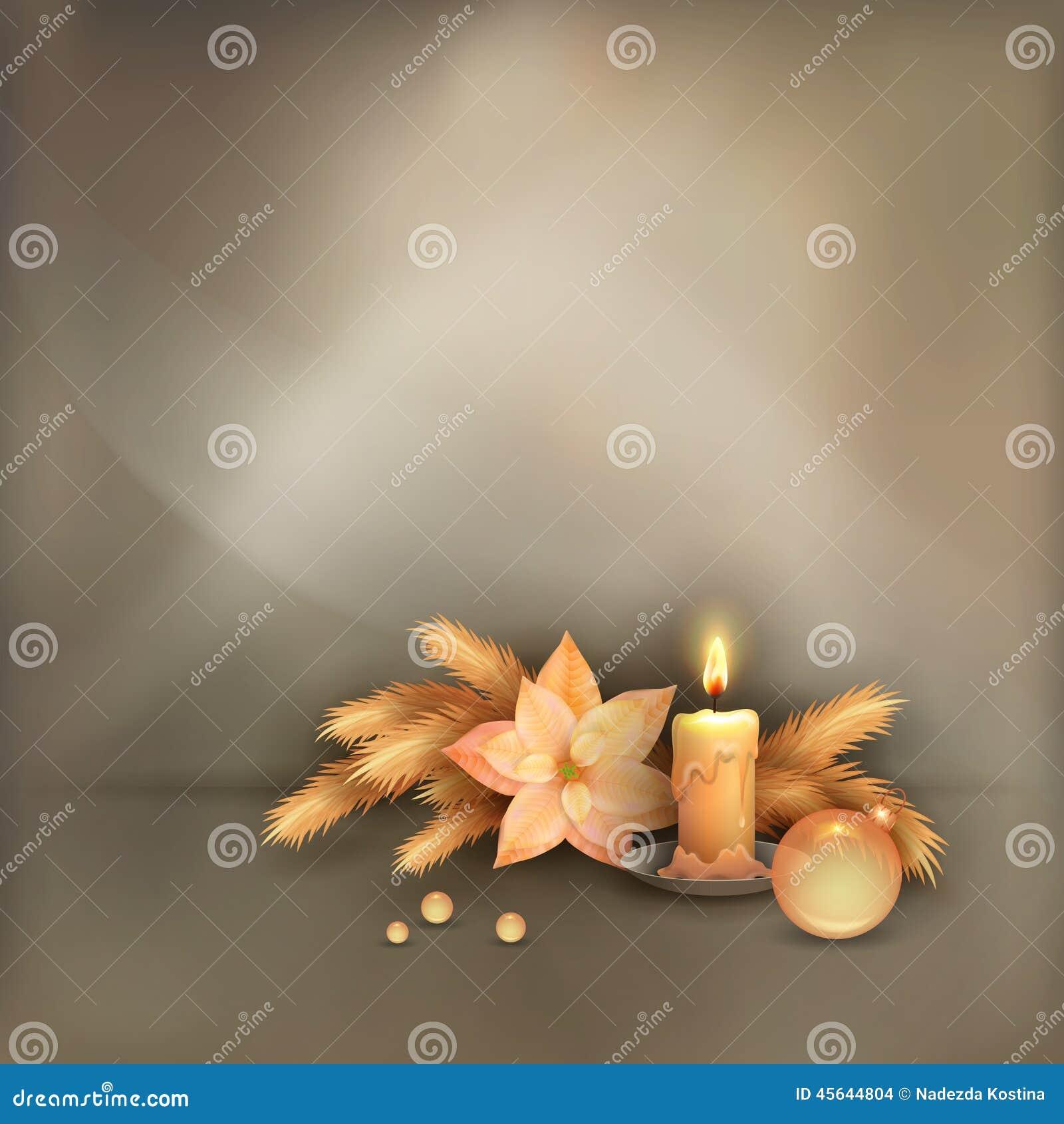 weihnachtsfeier hintergrund vektor abbildung bild 45644804. Black Bedroom Furniture Sets. Home Design Ideas
