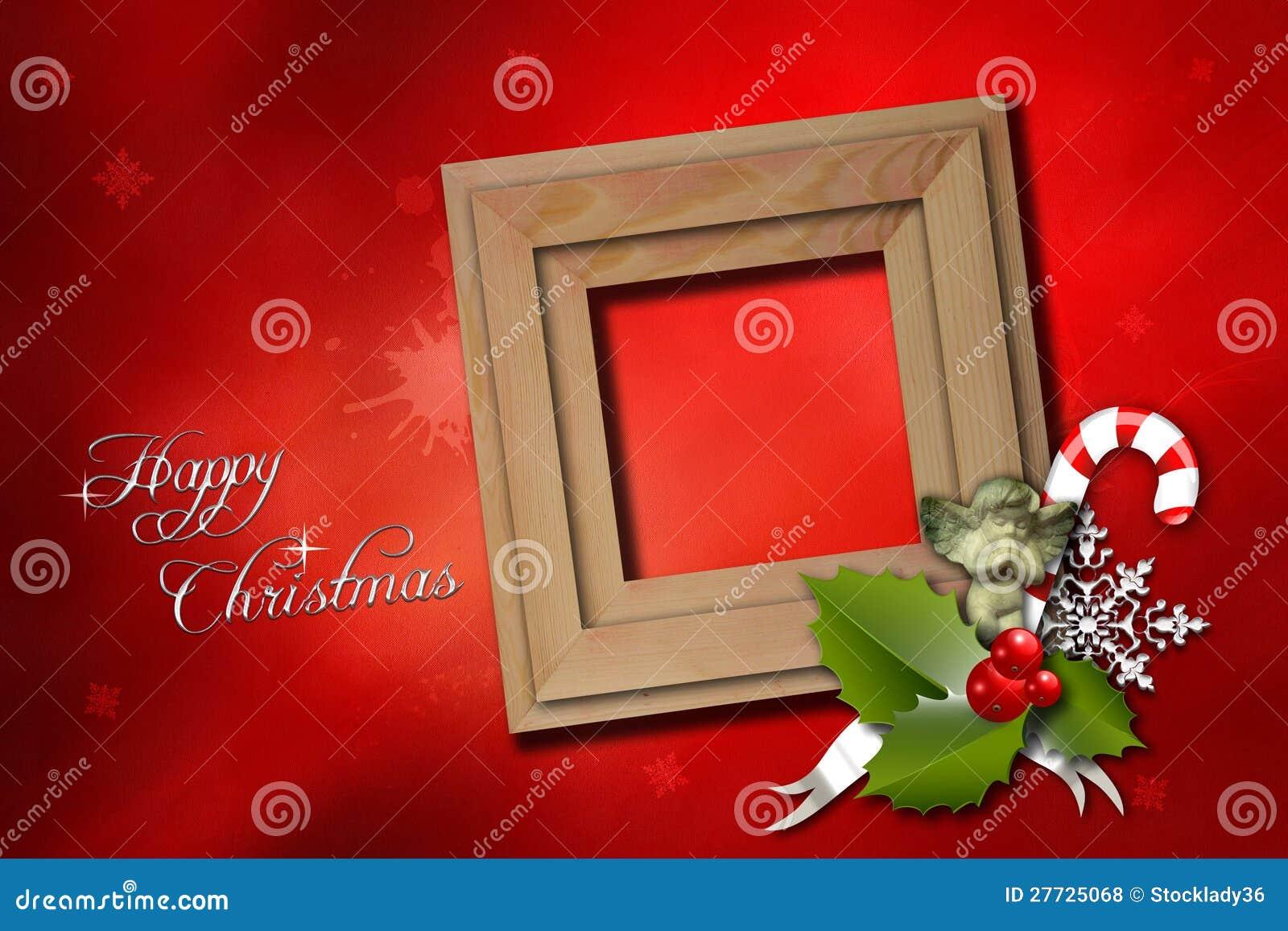 Weihnachtsfeiertagshintergrund