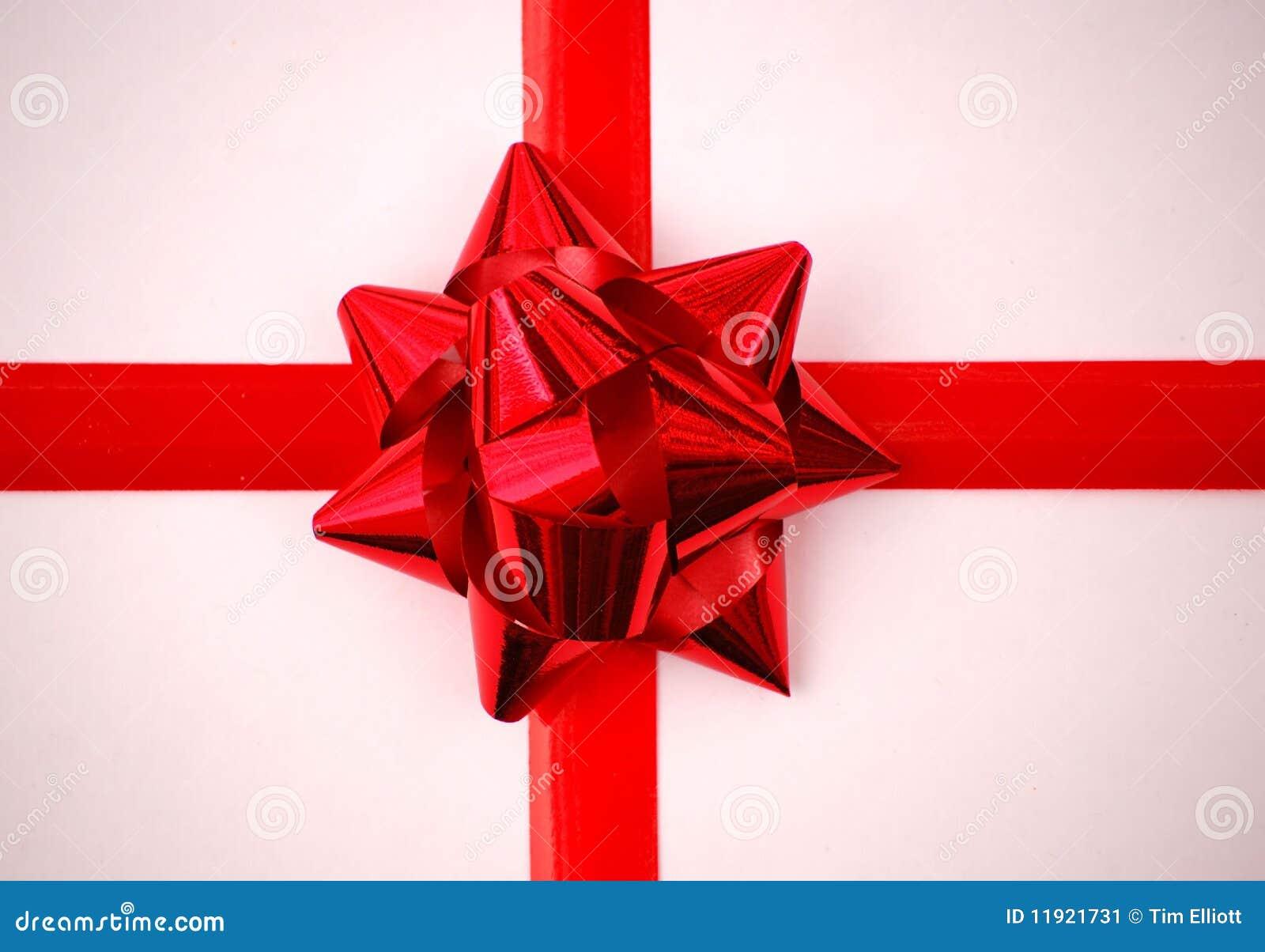 weihnachtsgeschenk verpackung stockbild bild 11921731. Black Bedroom Furniture Sets. Home Design Ideas