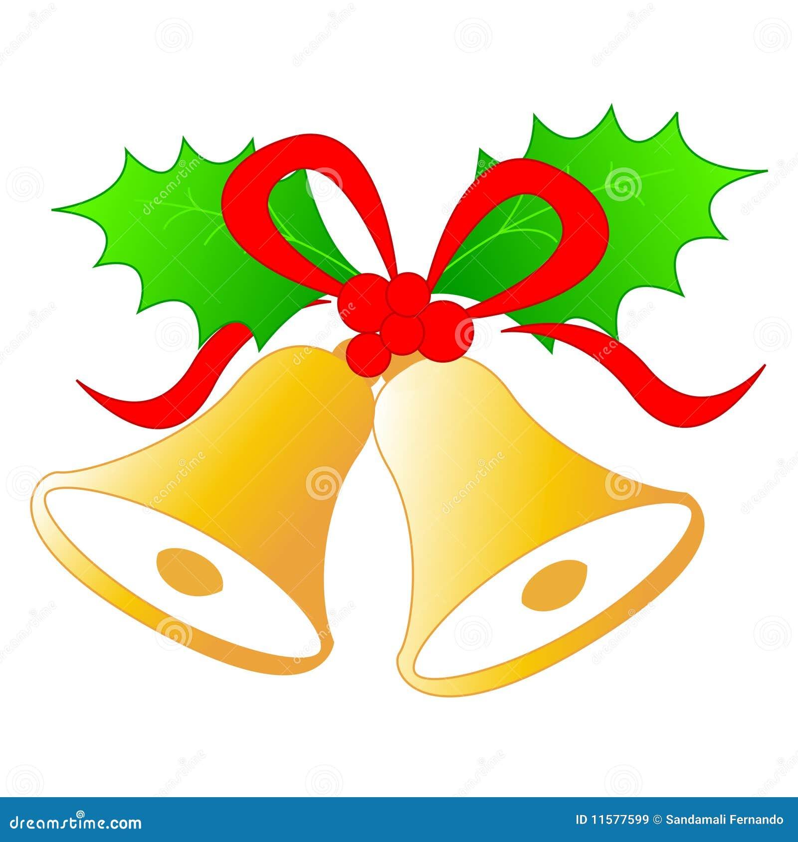 weihnachtsglocken lizenzfreie stockbilder bild 11577599. Black Bedroom Furniture Sets. Home Design Ideas