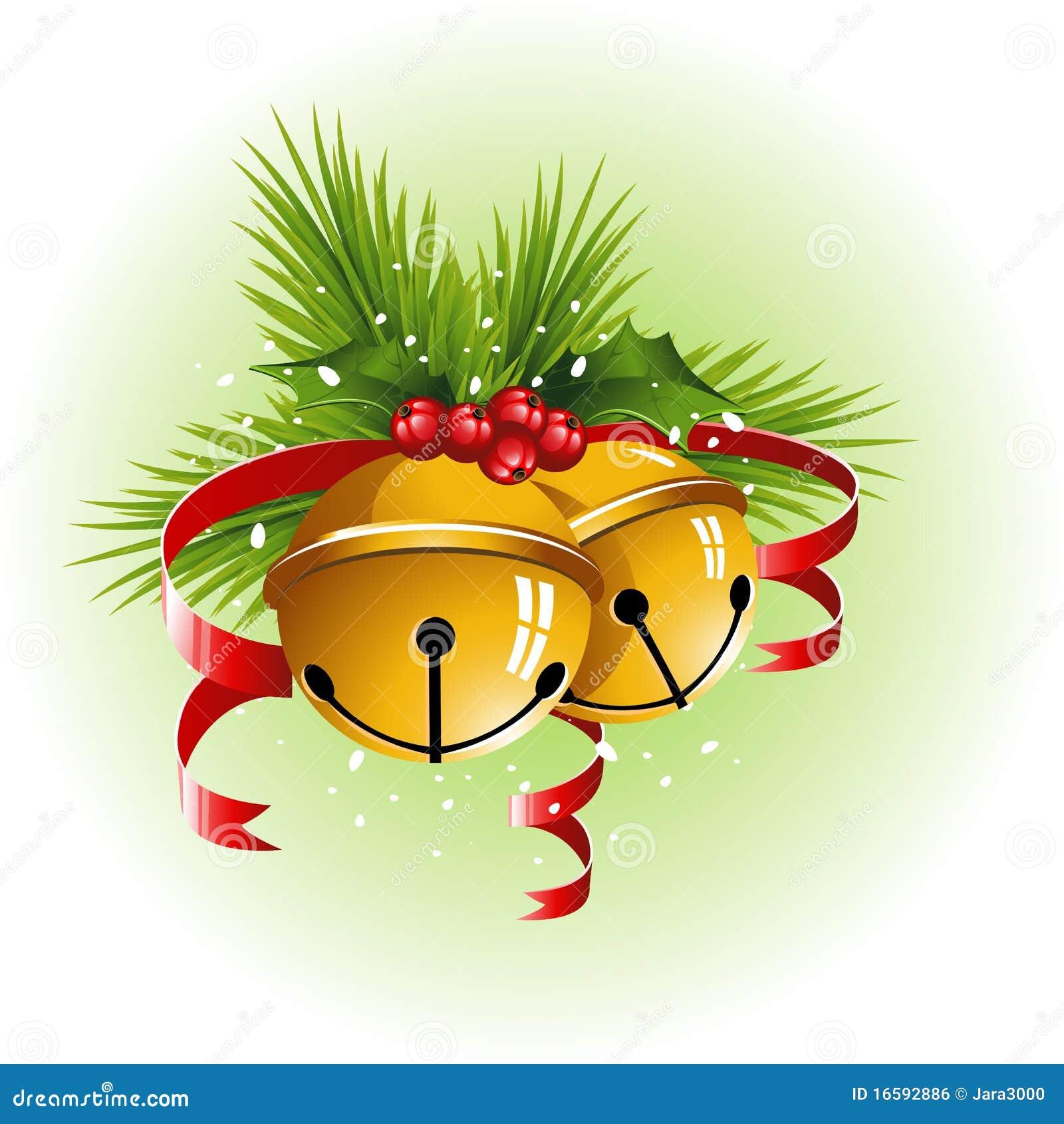 weihnachtsglocken lizenzfreies stockbild bild 16592886. Black Bedroom Furniture Sets. Home Design Ideas