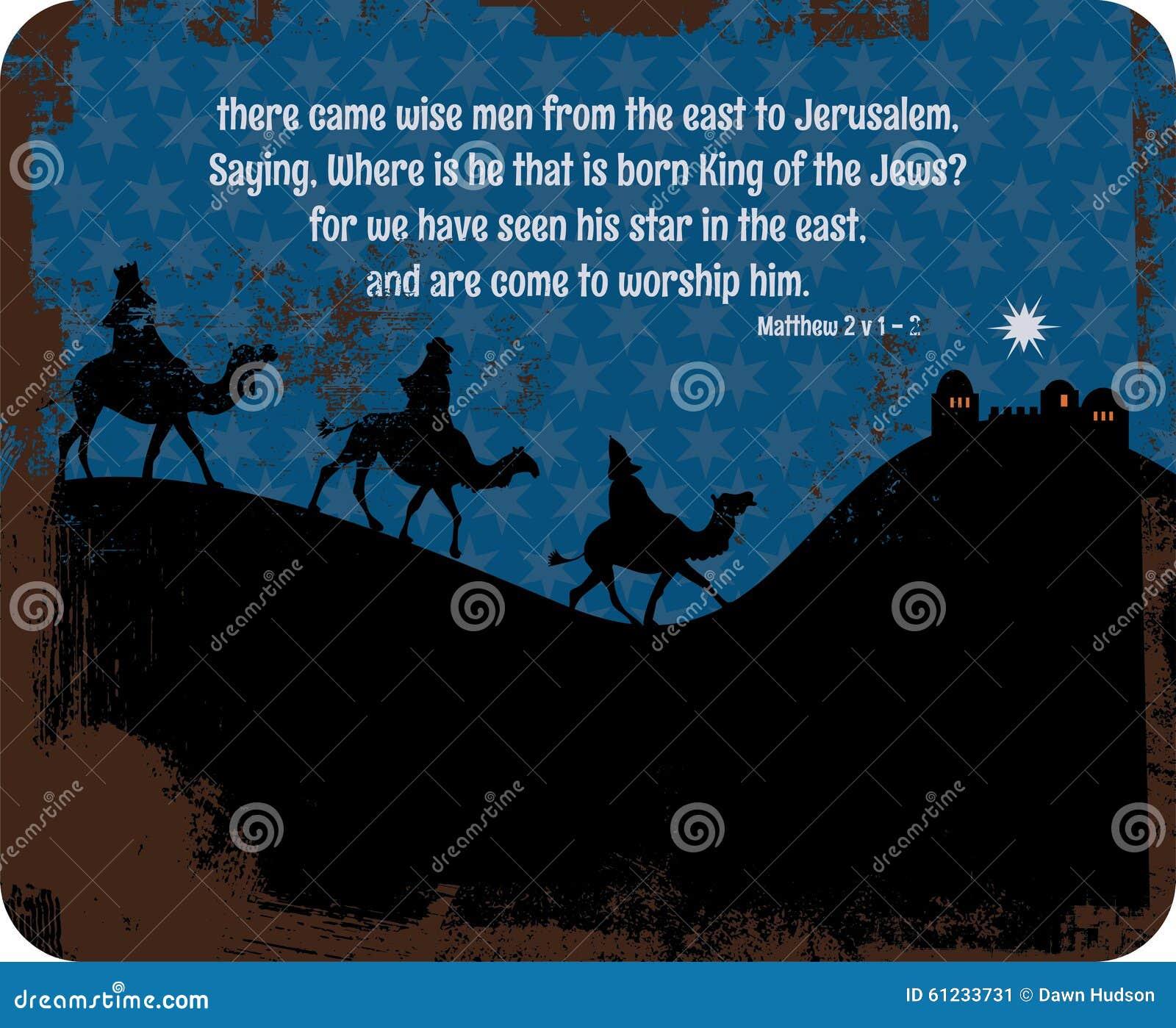 Weihnachtskönige Sign stock abbildung. Illustration von schmutzig ...