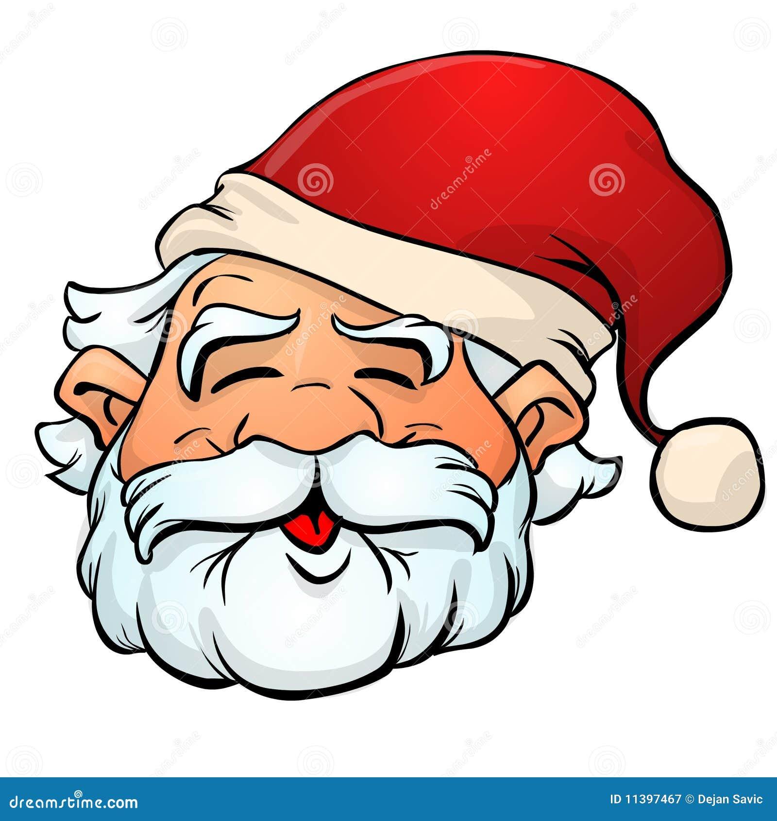 weihnachtsmann karikatur stock abbildung illustration von mitternacht 11397467