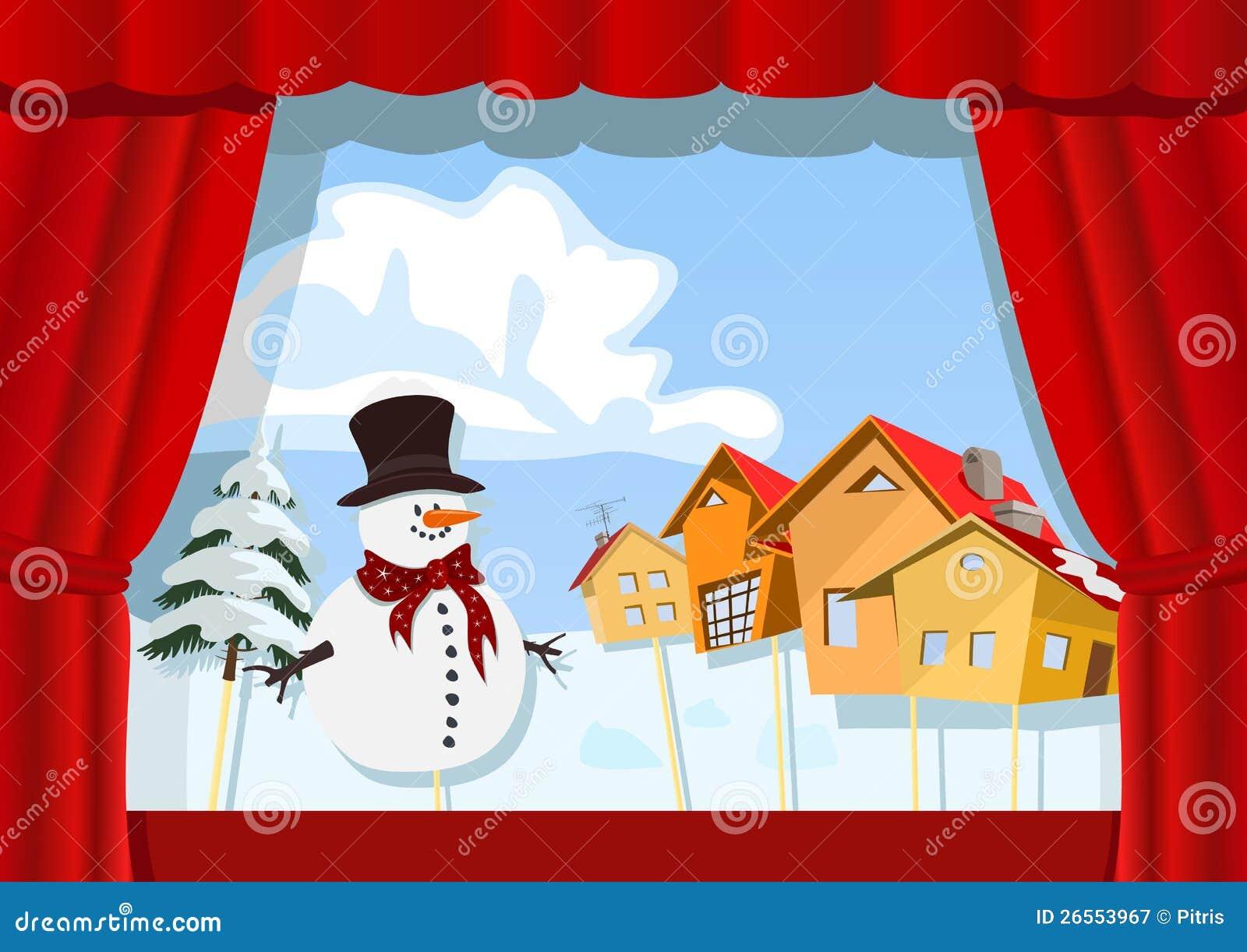 Weihnachtsmarionettentheater
