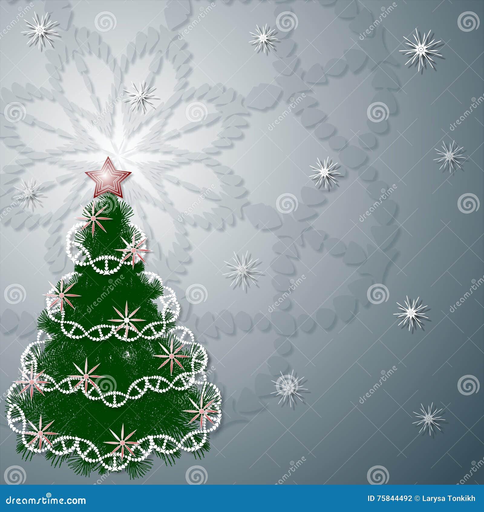 weihnachtsmotiv abstrakter hintergrund karte gr e stock abbildung bild 75844492. Black Bedroom Furniture Sets. Home Design Ideas