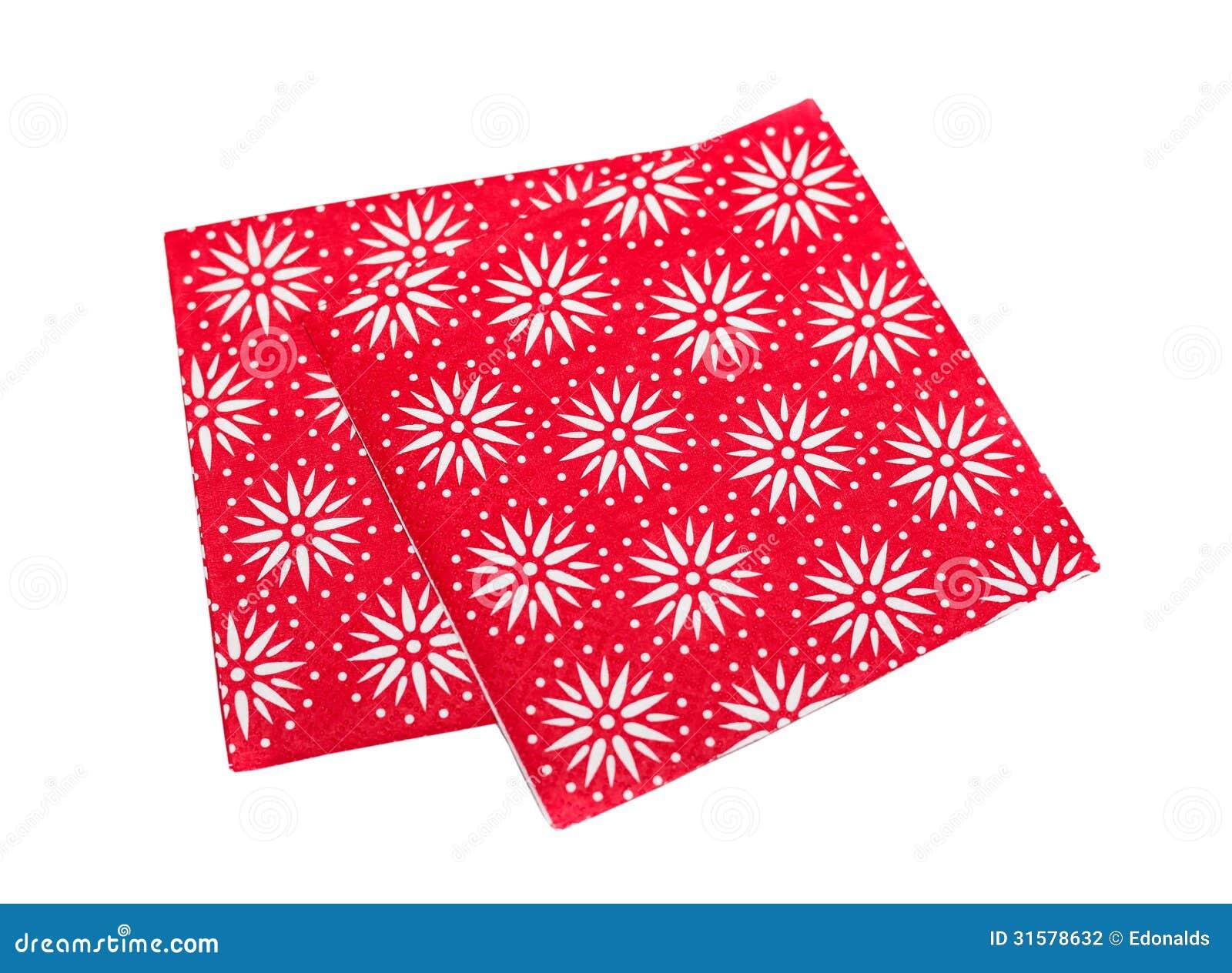 weihnachtsservietten stockfotografie bild 31578632. Black Bedroom Furniture Sets. Home Design Ideas