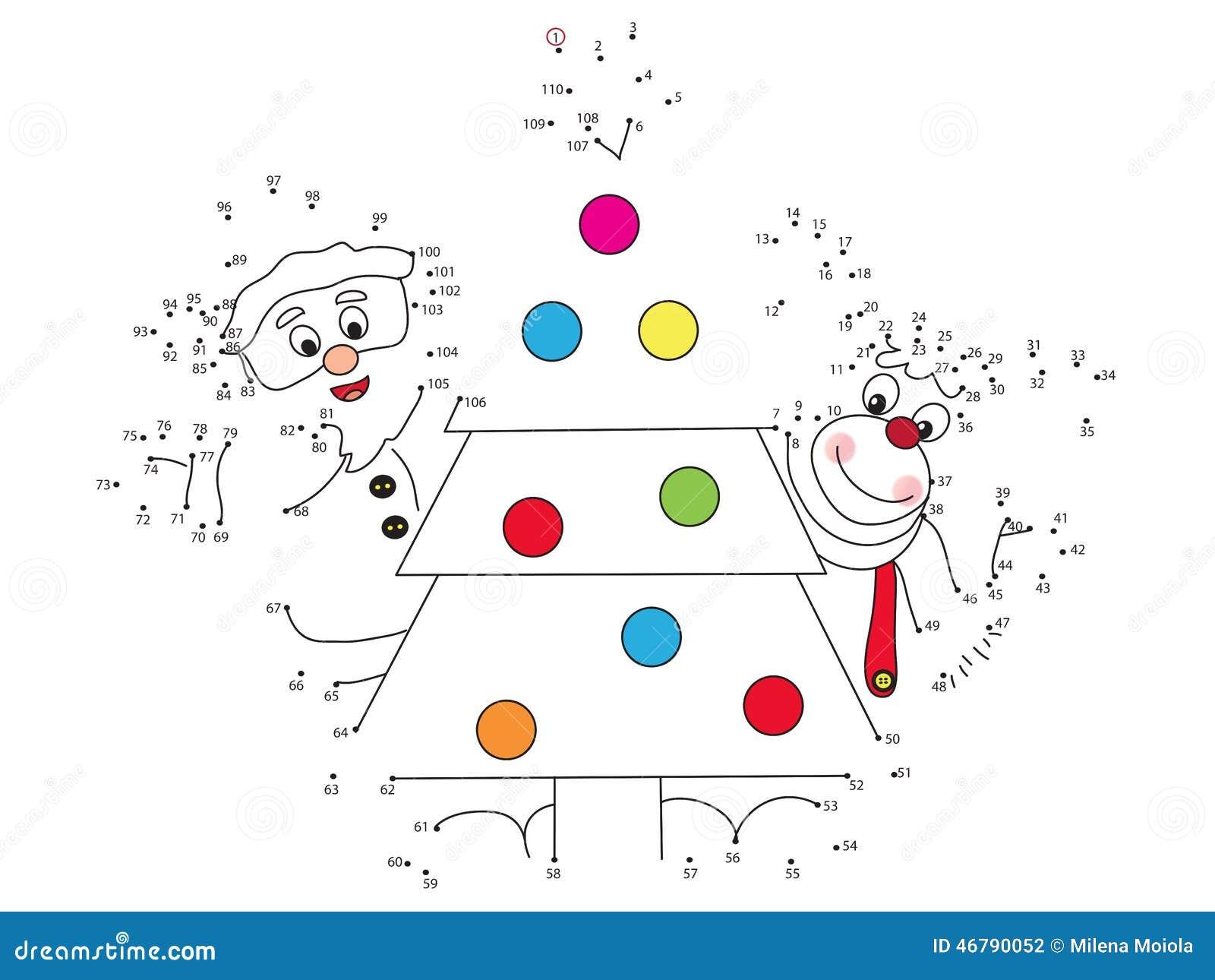 Kinder Weihnachtsspiel