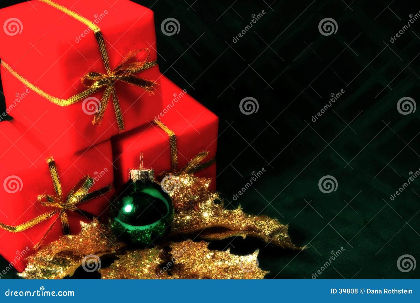 Weihnachtsunschärfe