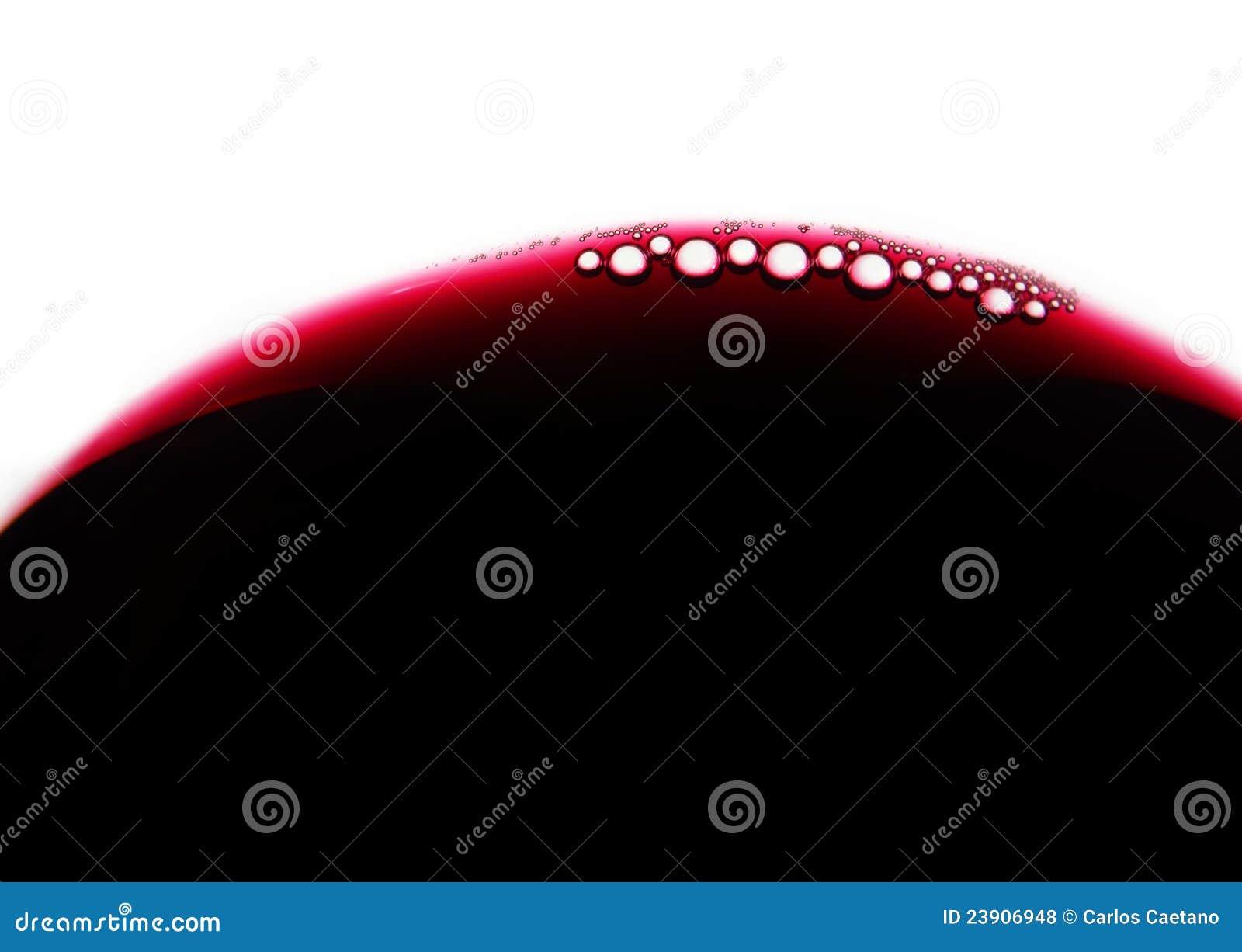 Wein bubles