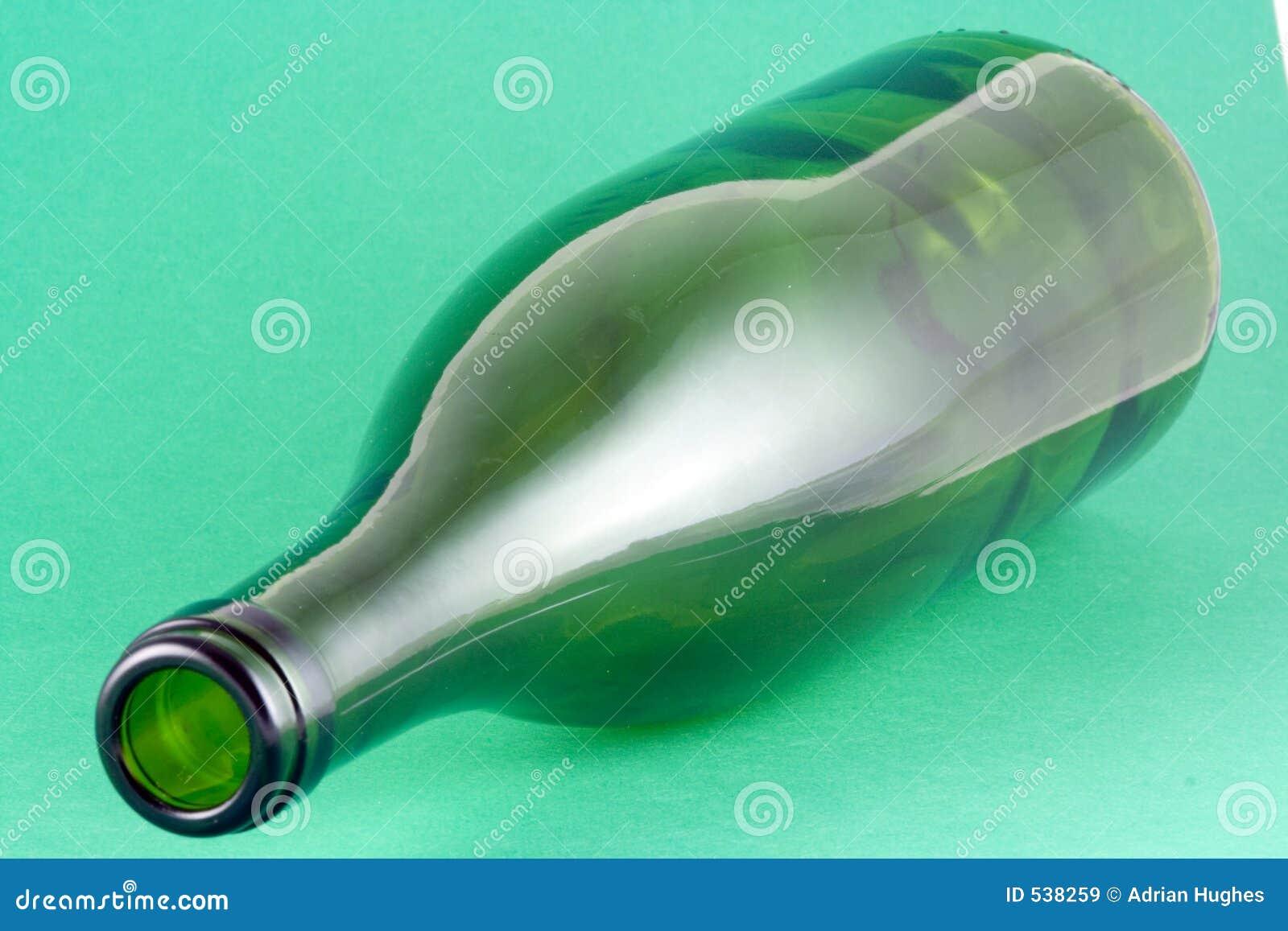 Wein-Flasche