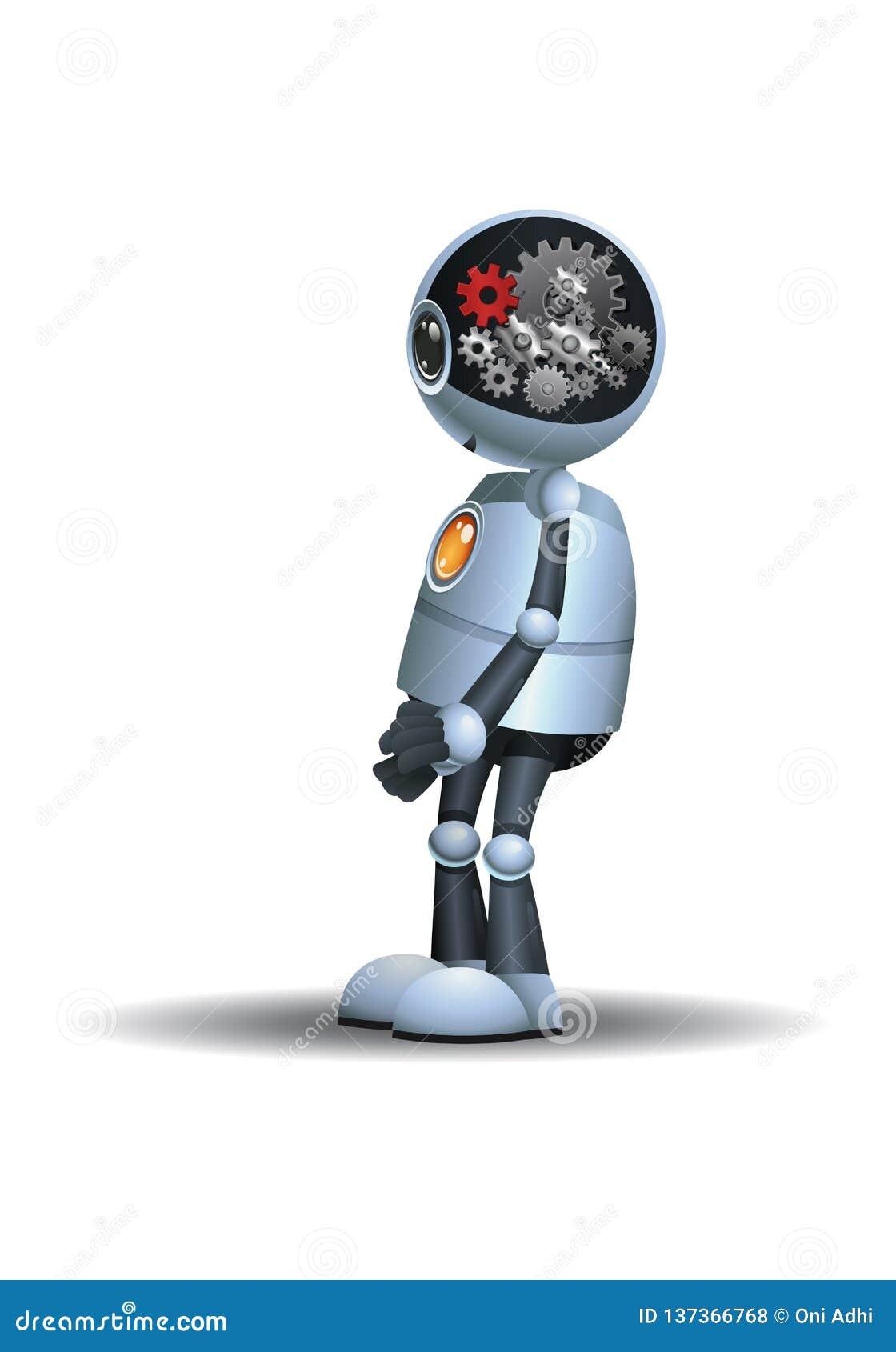 Weinig het toestelhersenen van robotmachines
