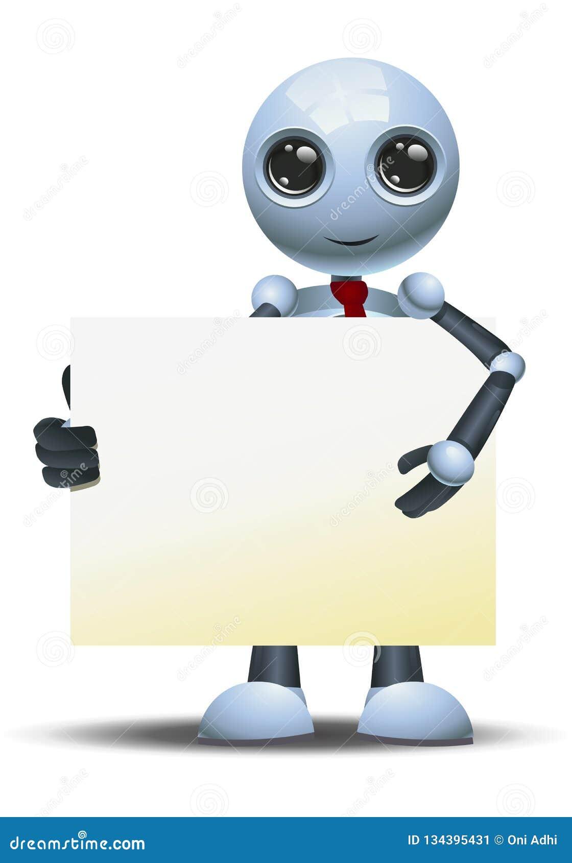 Weinig robotzakenman die tekenraad richten
