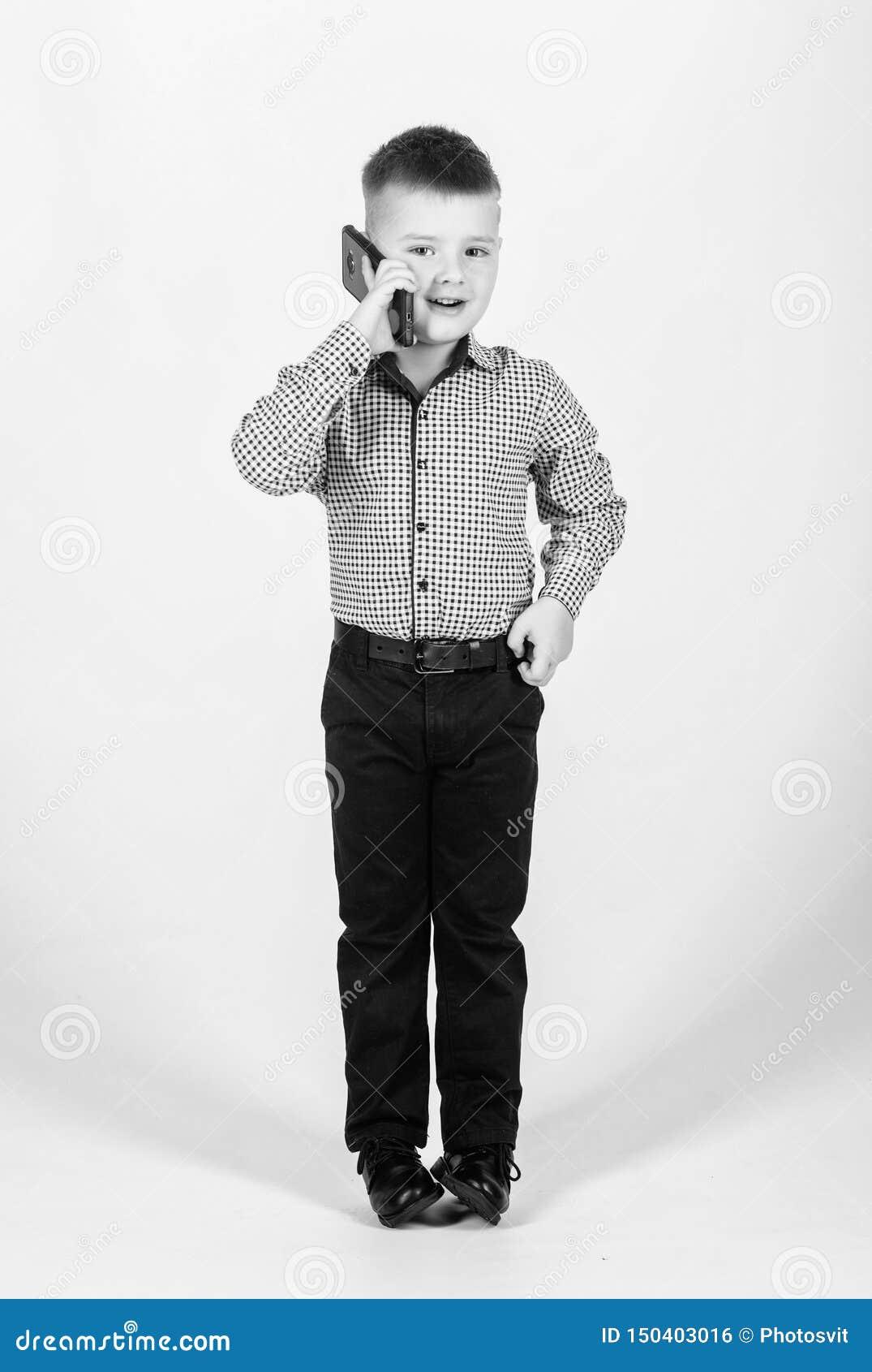 Weinig werkgever r r Het moderne leven Kinderjaren Bedrijfs mededeling klein