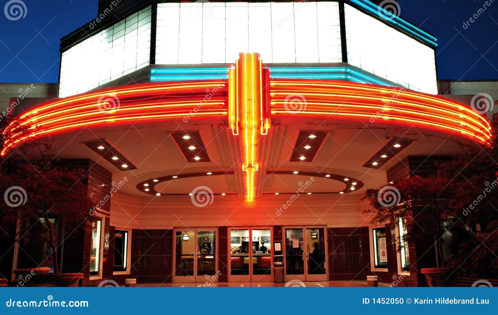 Weinlese-Film-Theater