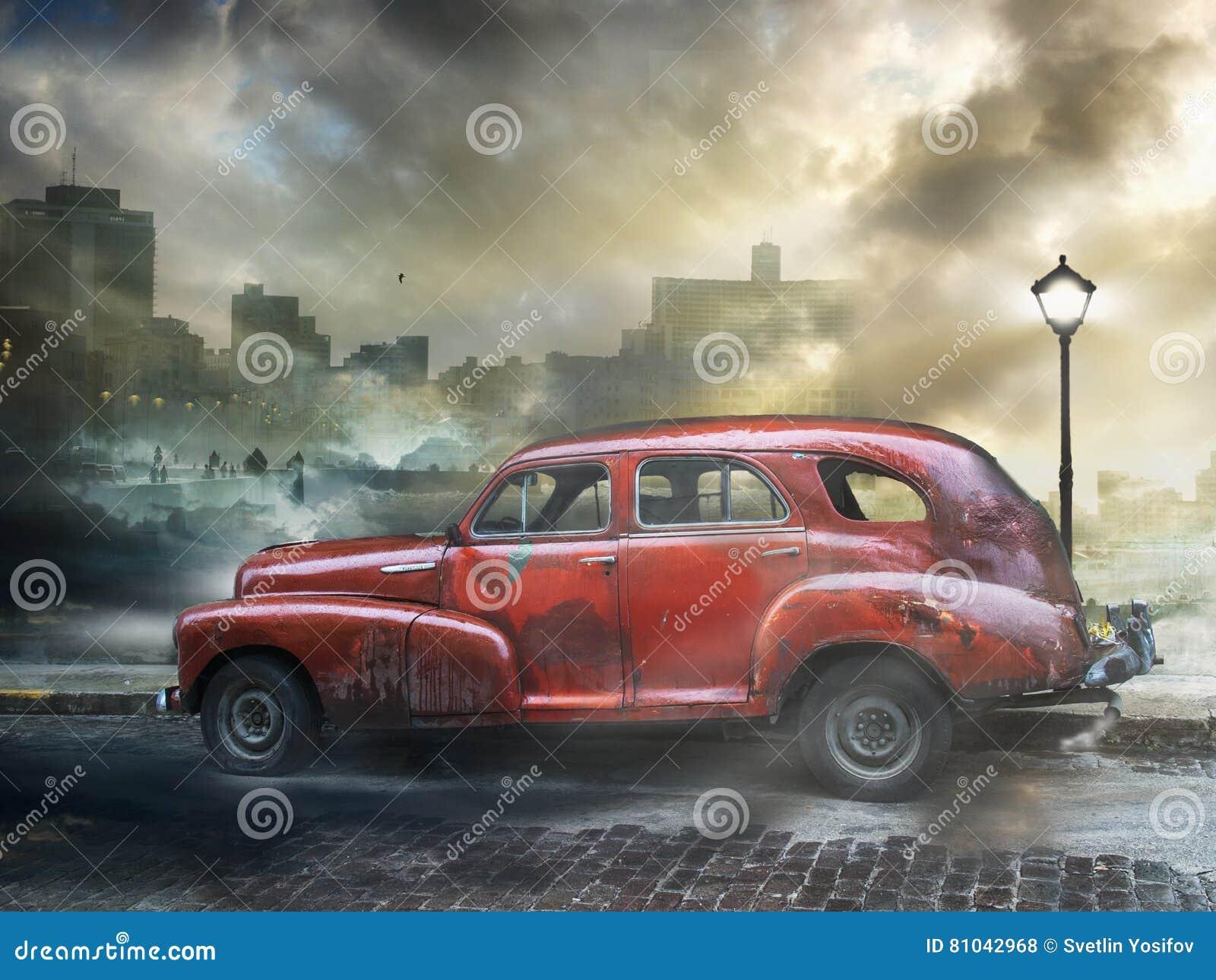 Weinleseauto, Havana Fantasy