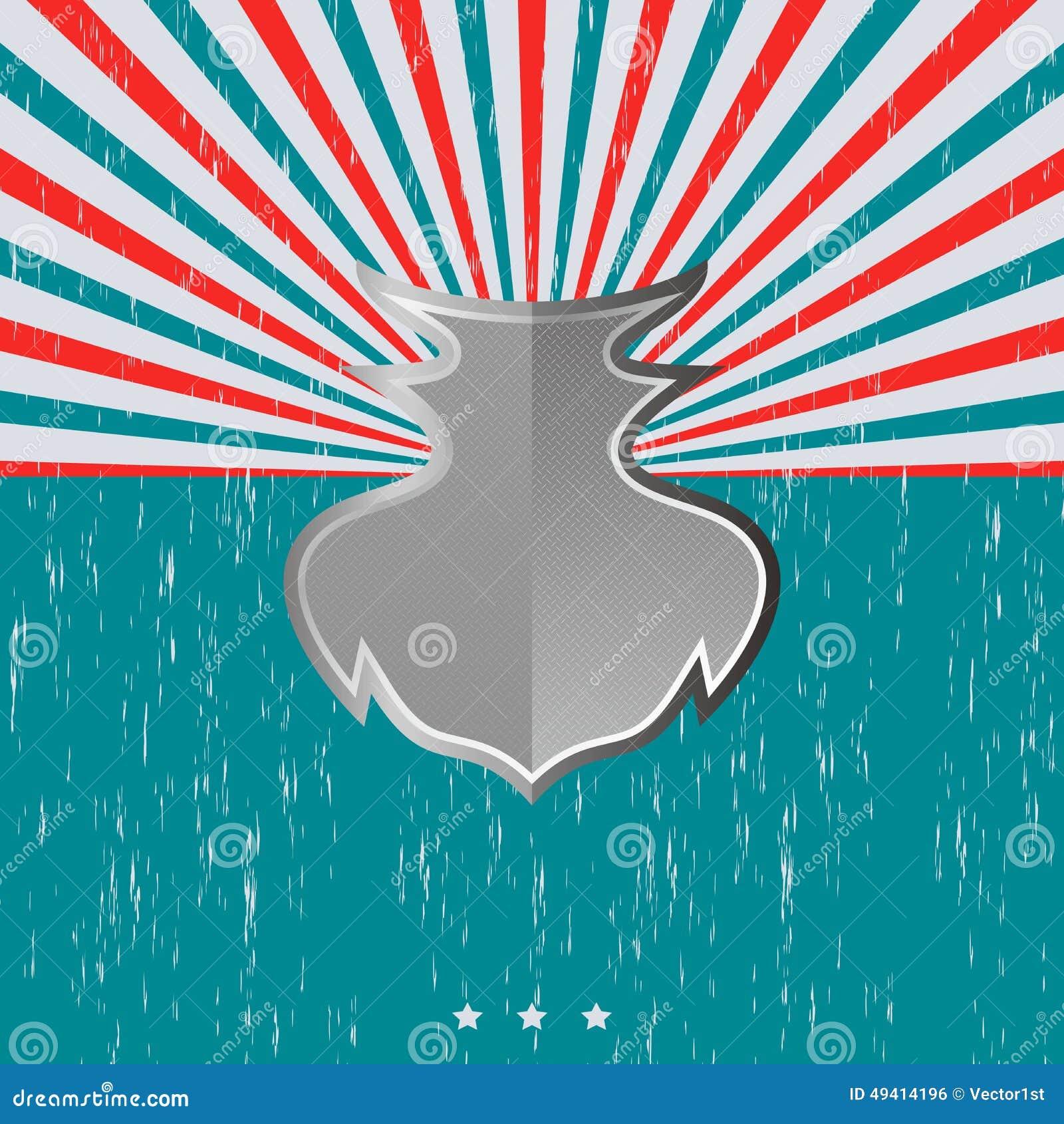 Download Weinleseschildschablone vektor abbildung. Illustration von schwarzes - 49414196