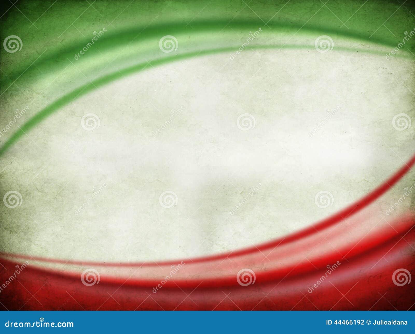 Italien-Hintergrund Stock