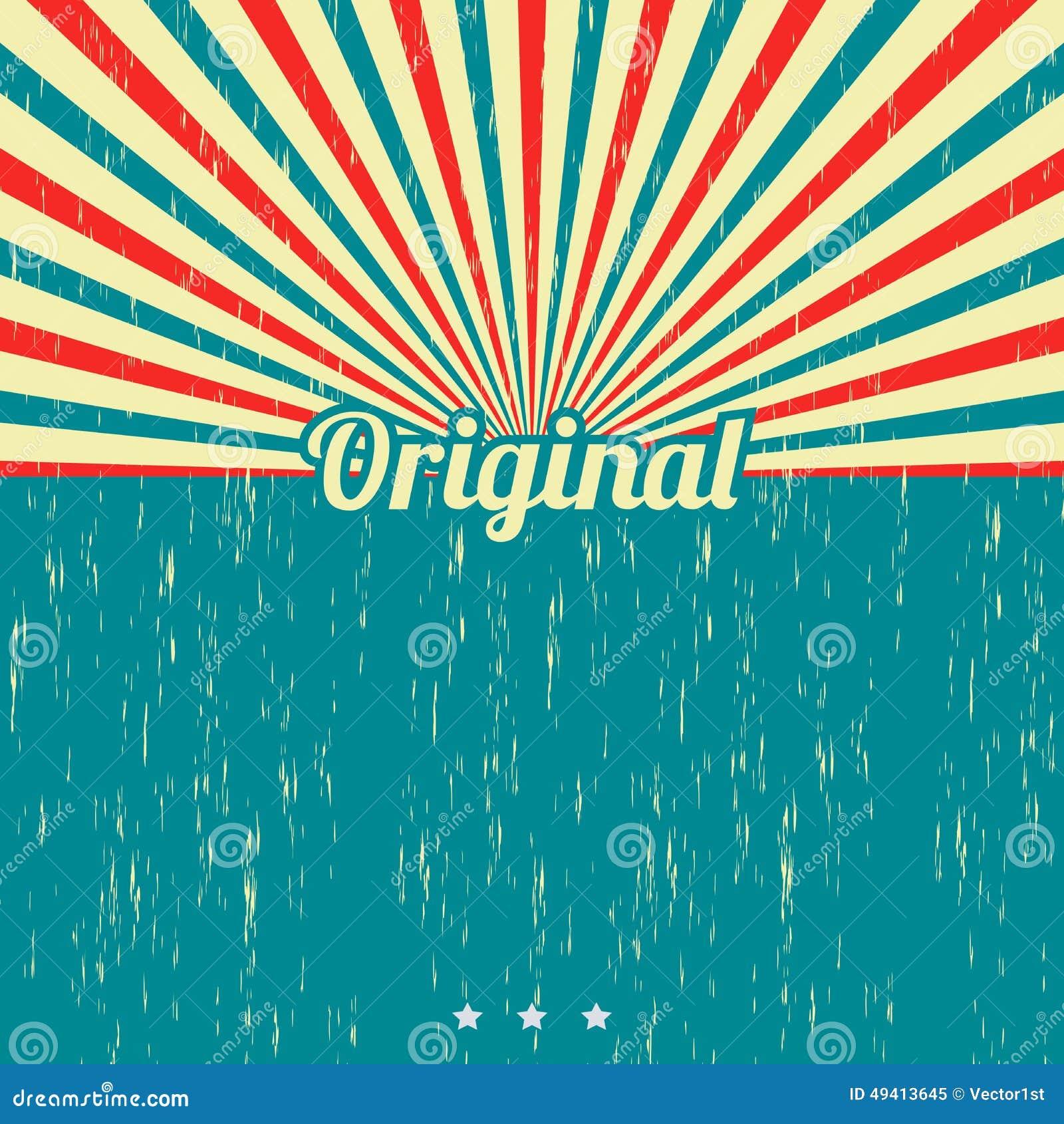 Download Weinlesethema-Hintergrundschablone Vektor Abbildung - Illustration von zeile, ursprünglich: 49413645