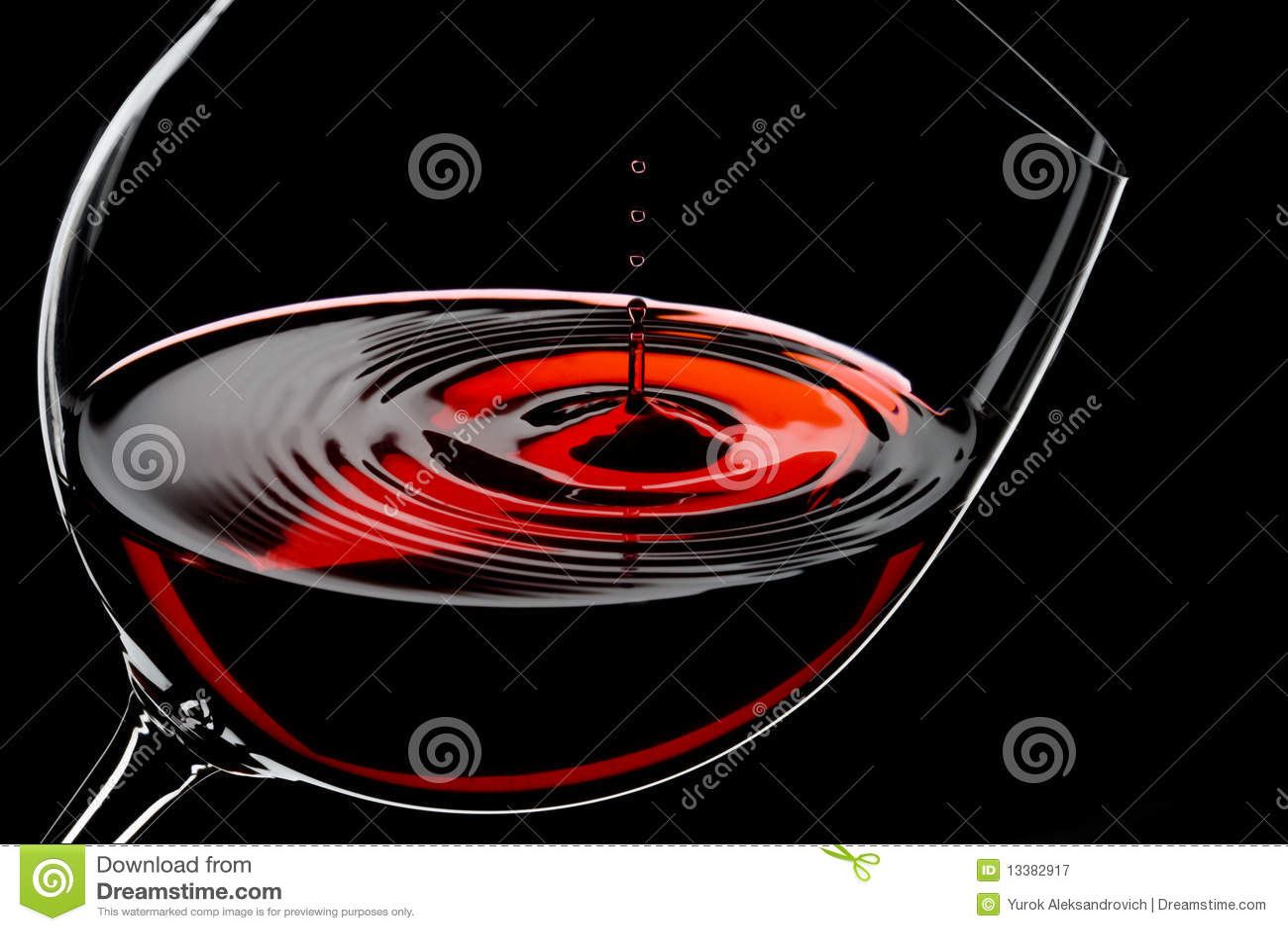 Weintropfen