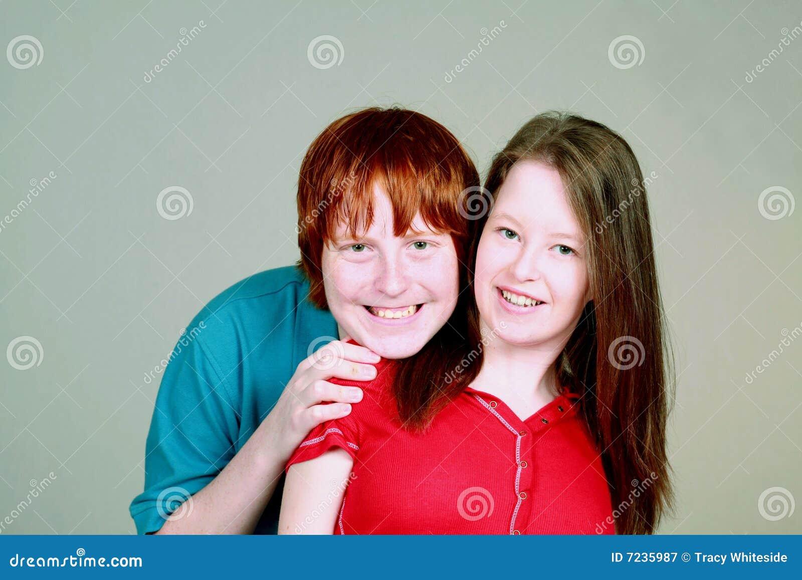 Weird Couple Stock Photos 8
