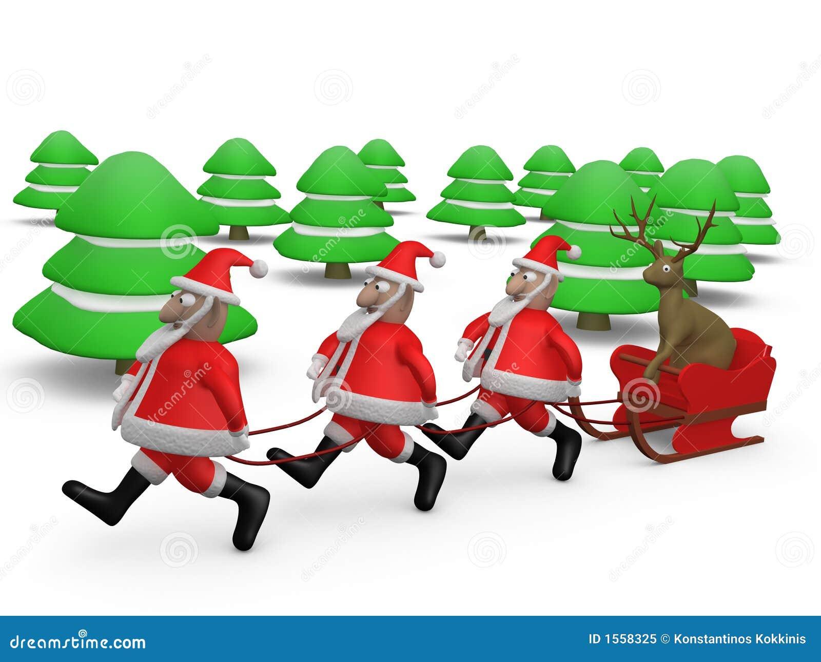 Weird Christmas Stock Photos 11