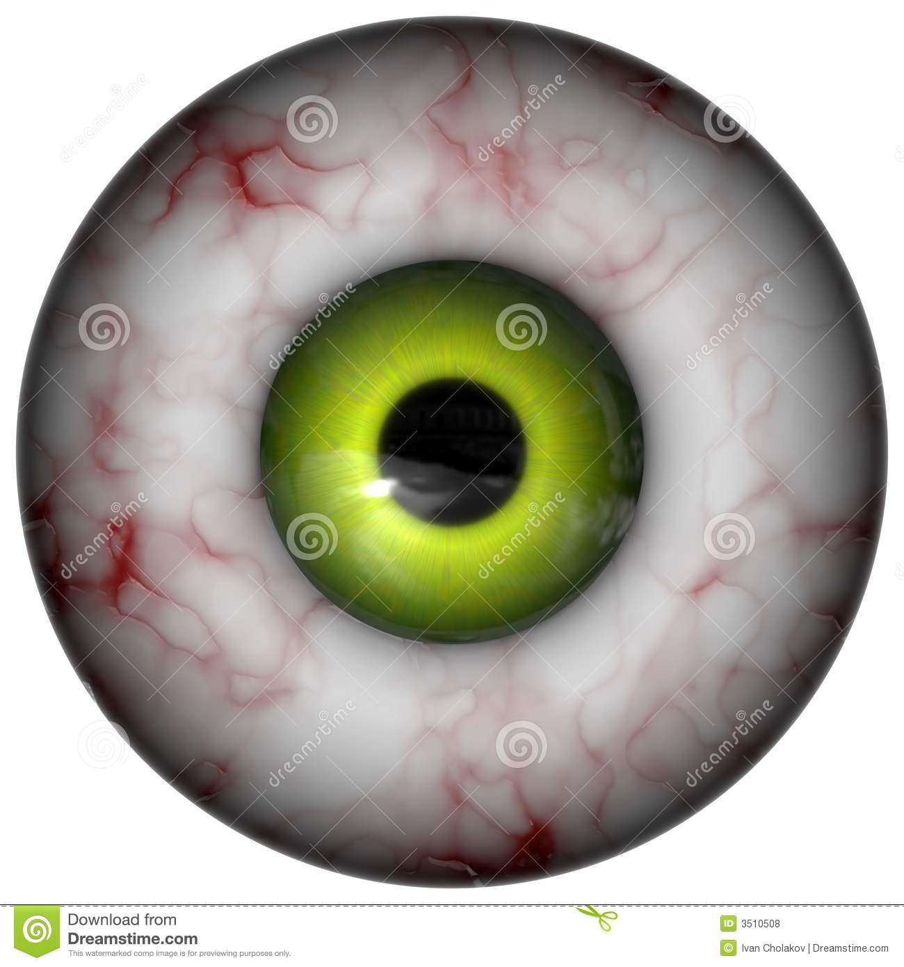 Bloodshot Eyeball Clipart Images & Pictures - Becuo