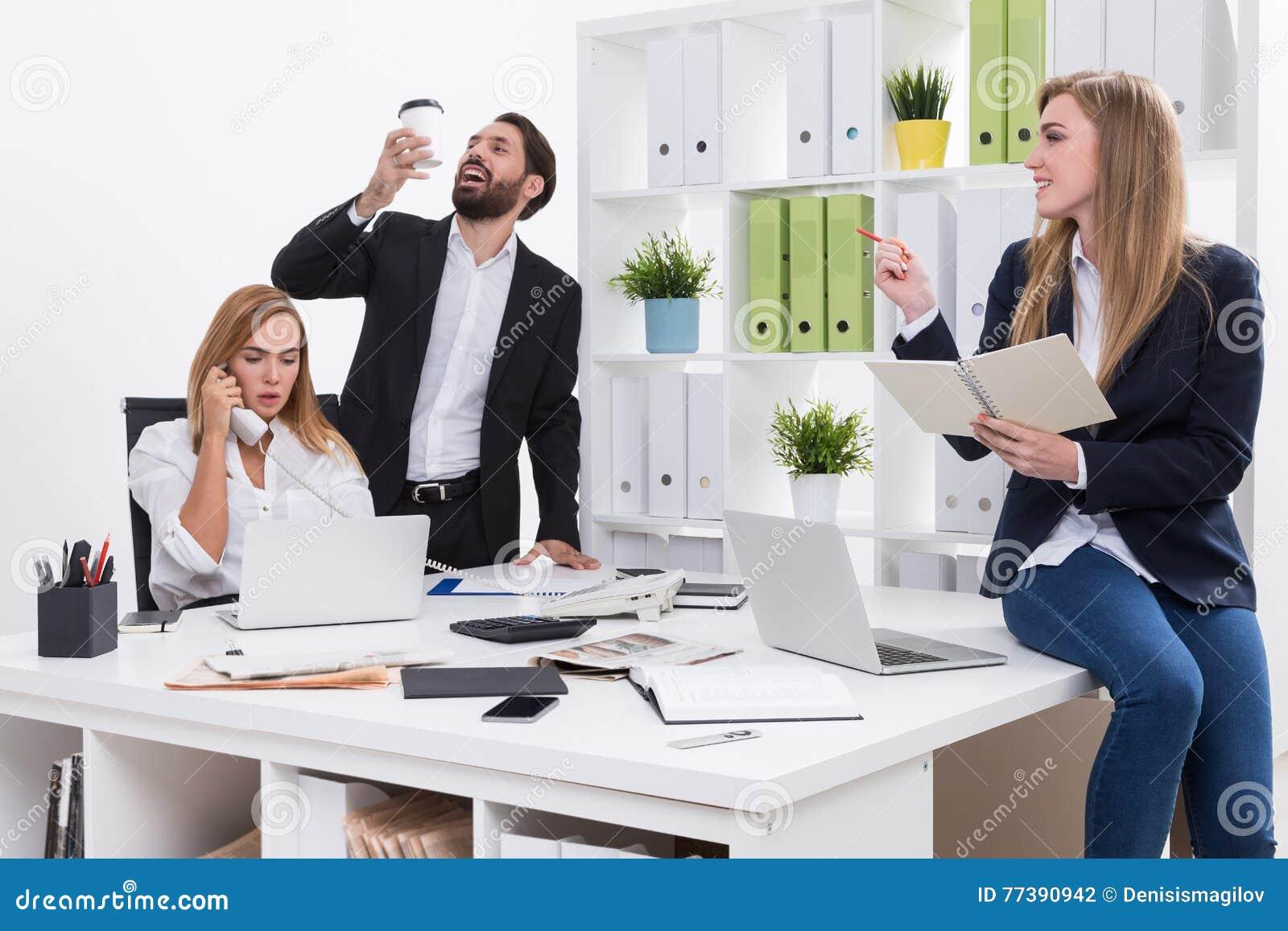 Weird Office Stock Photos 3