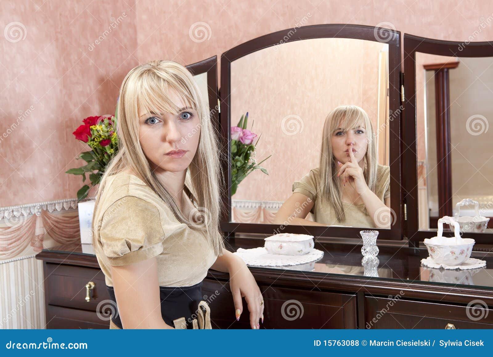 Weird reflexion